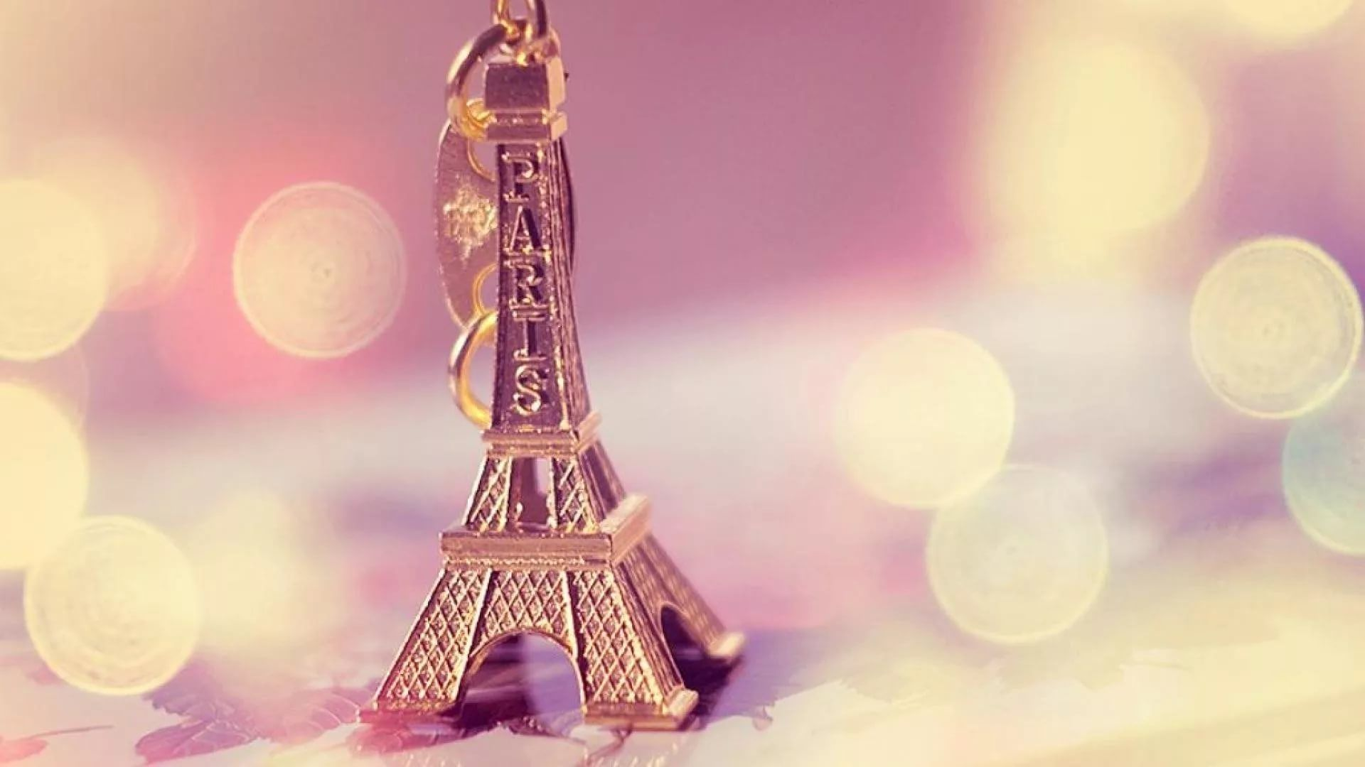 Cute Paris HD 1080 wallpaper
