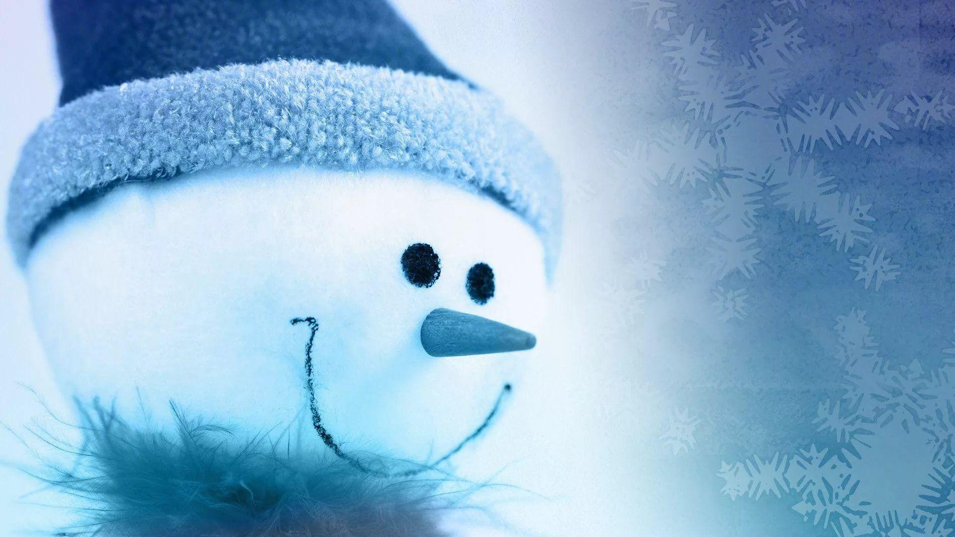 Cute Winter HD Desktop Wallpaper
