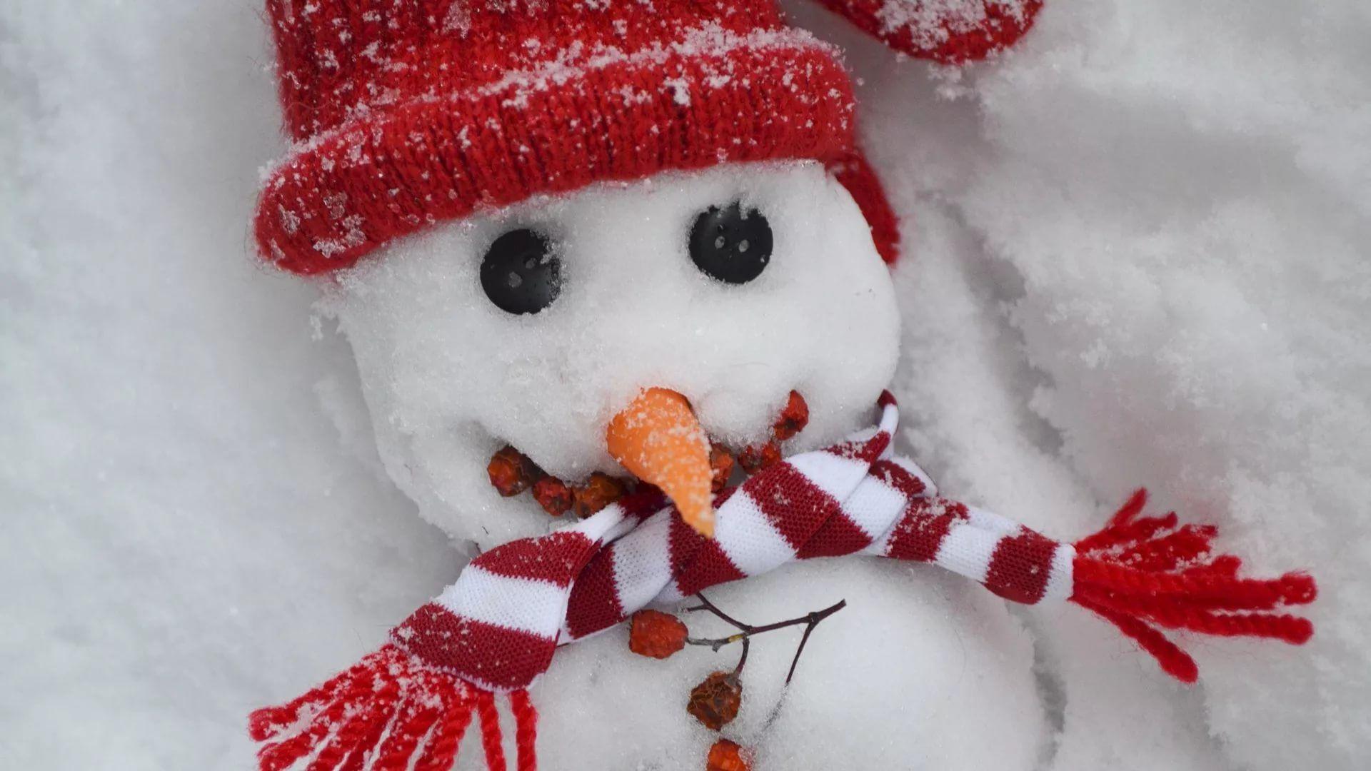 Cute Winter PC Wallpaper HD