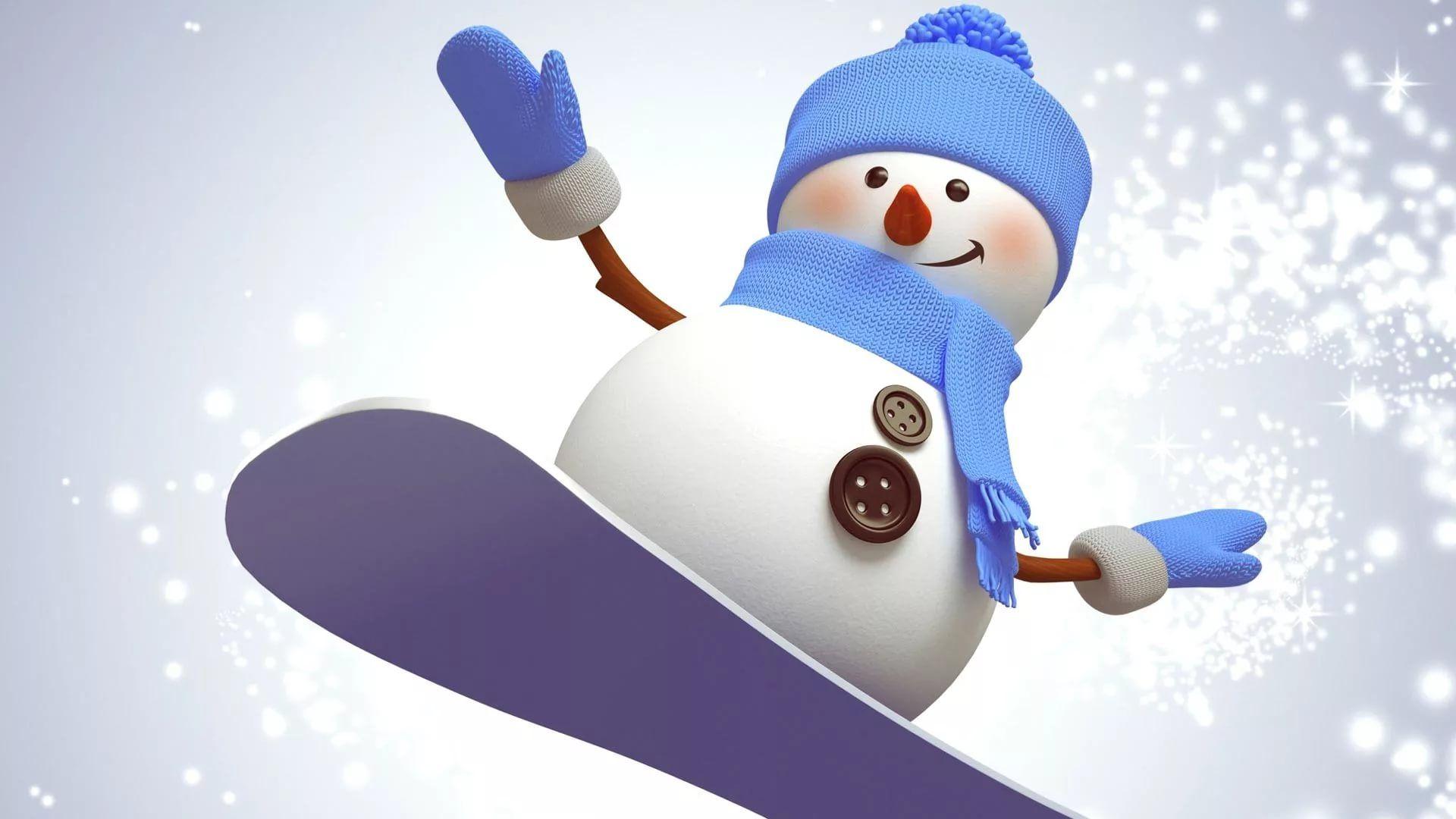 Cute Winter Cool HD Wallpaper