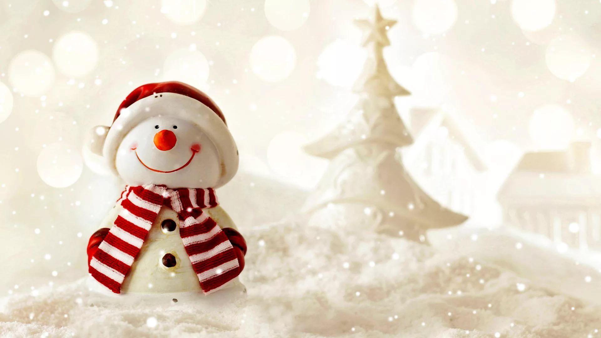 Cute Winter Wallpaper Image