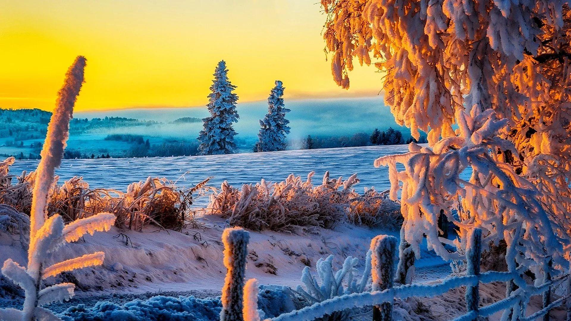 Cute Winter good wallpaper hd