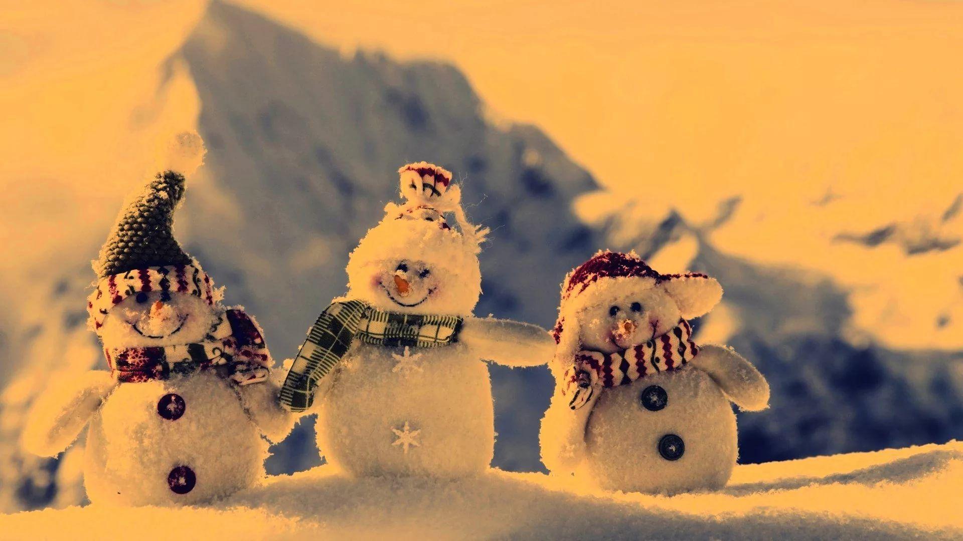 Cute Winter Download Wallpaper