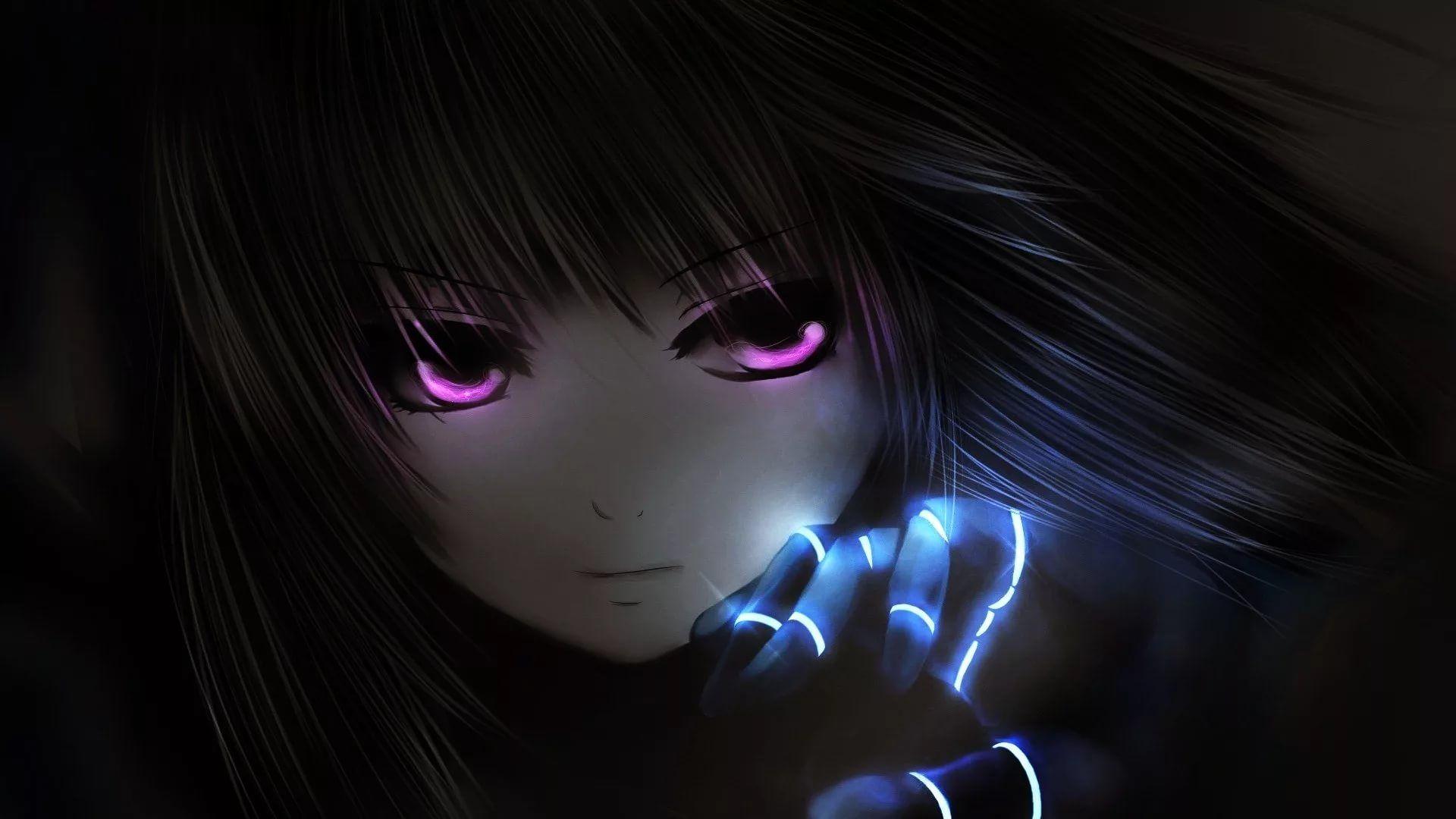 Dark Anime HD Wallpaper