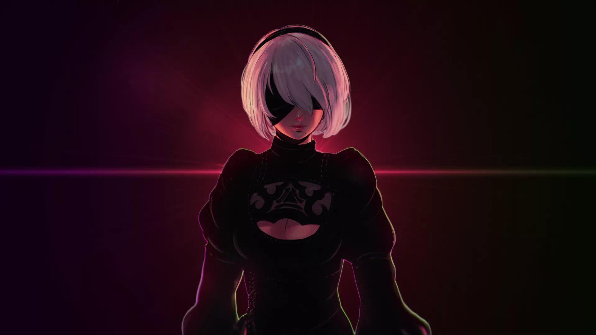 Dark Anime High Quality