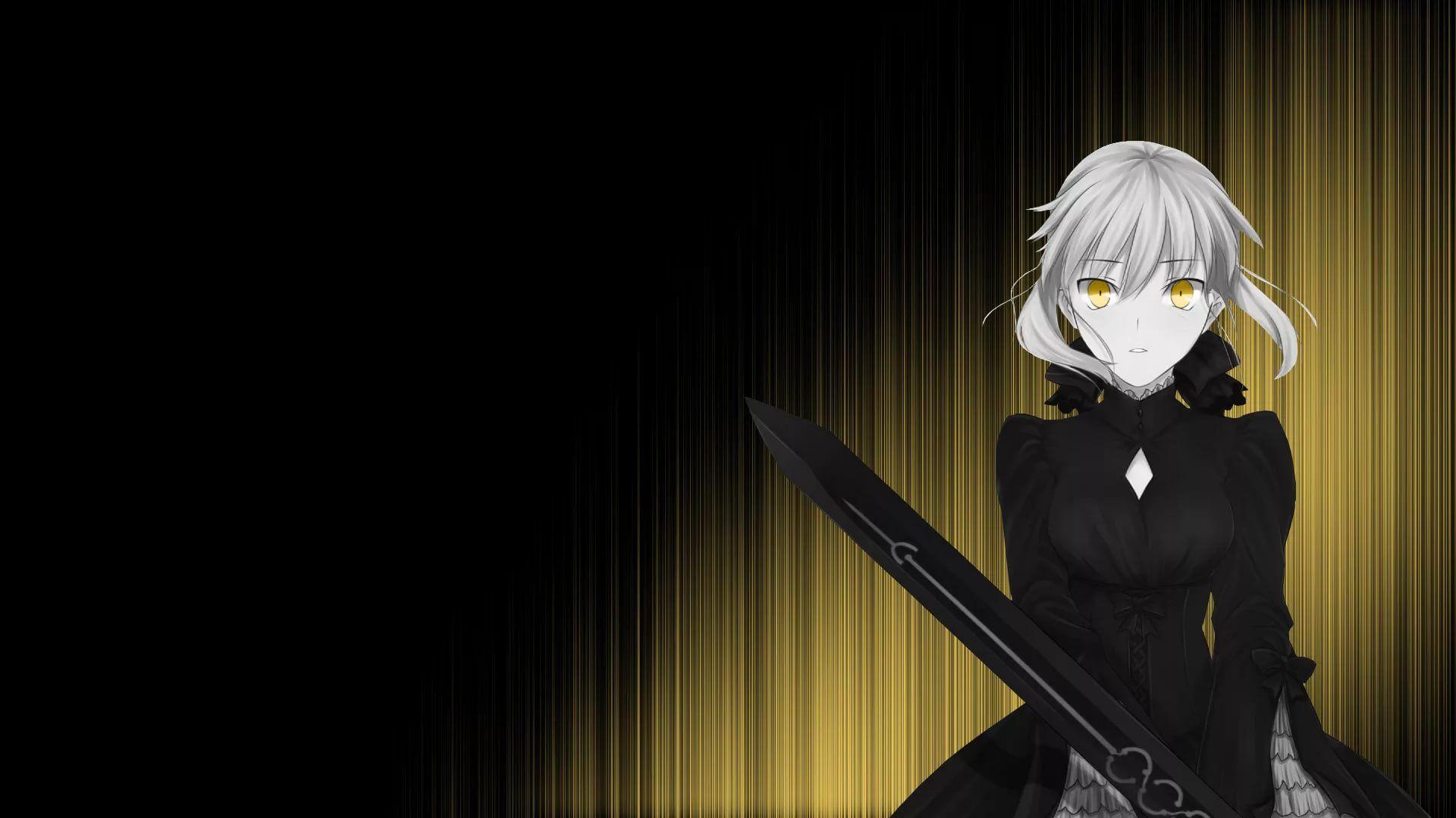 Dark Anime Pic