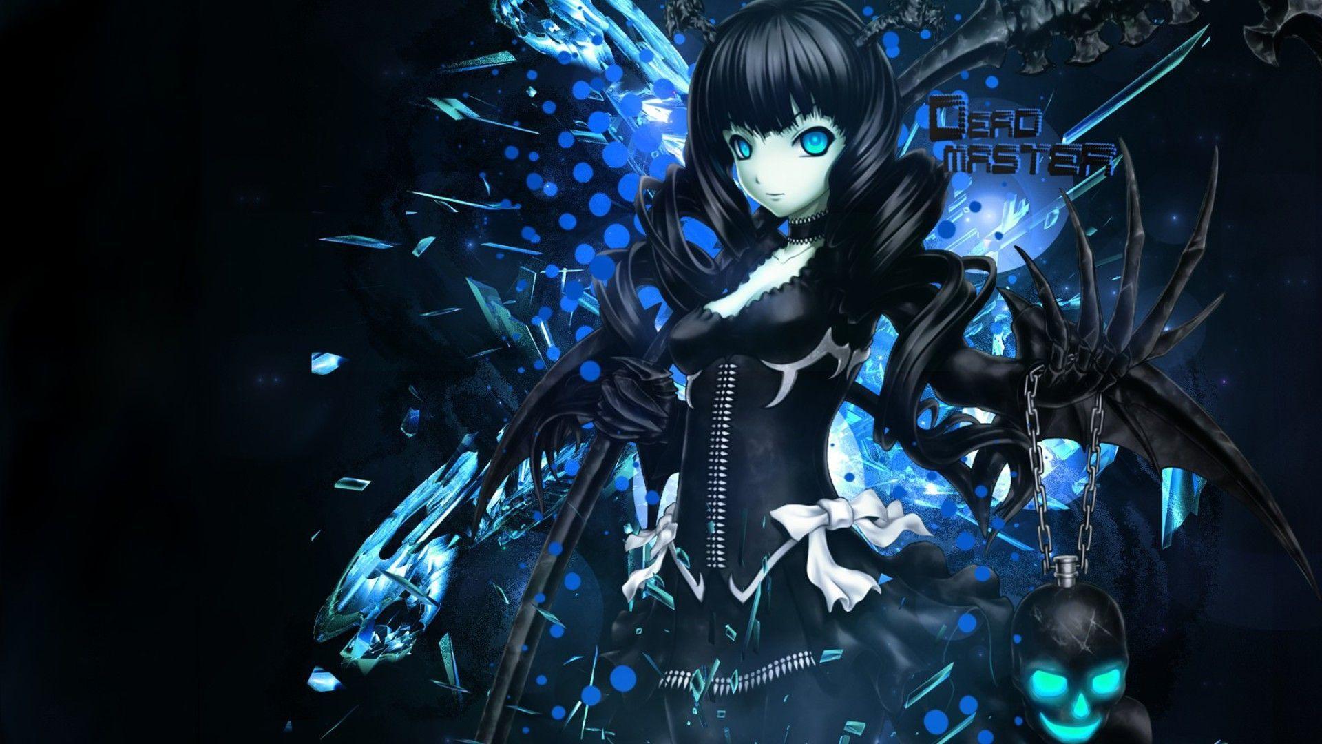 Dark Anime free hd wallpaper