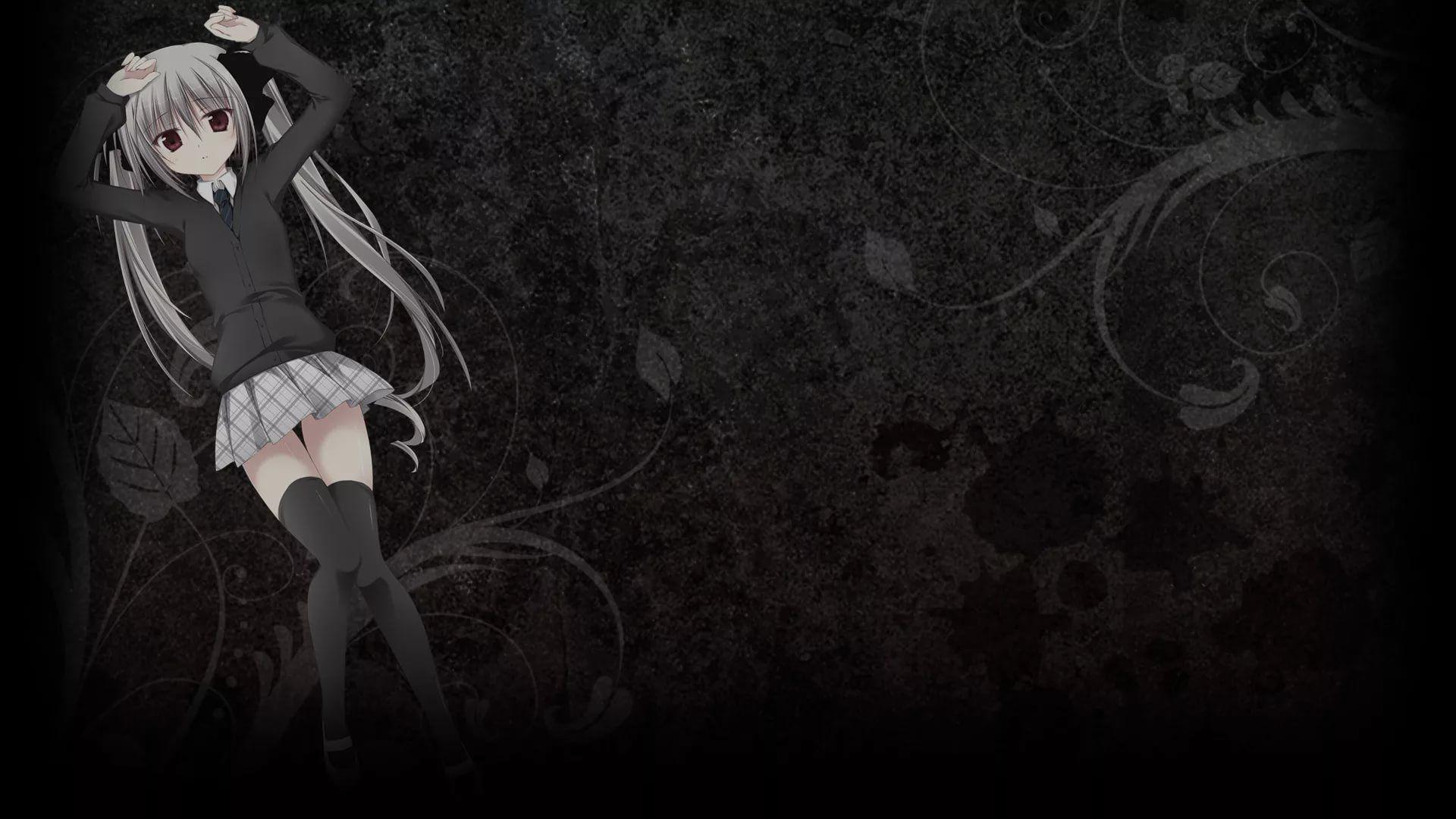 Dark Anime full hd wallpaper