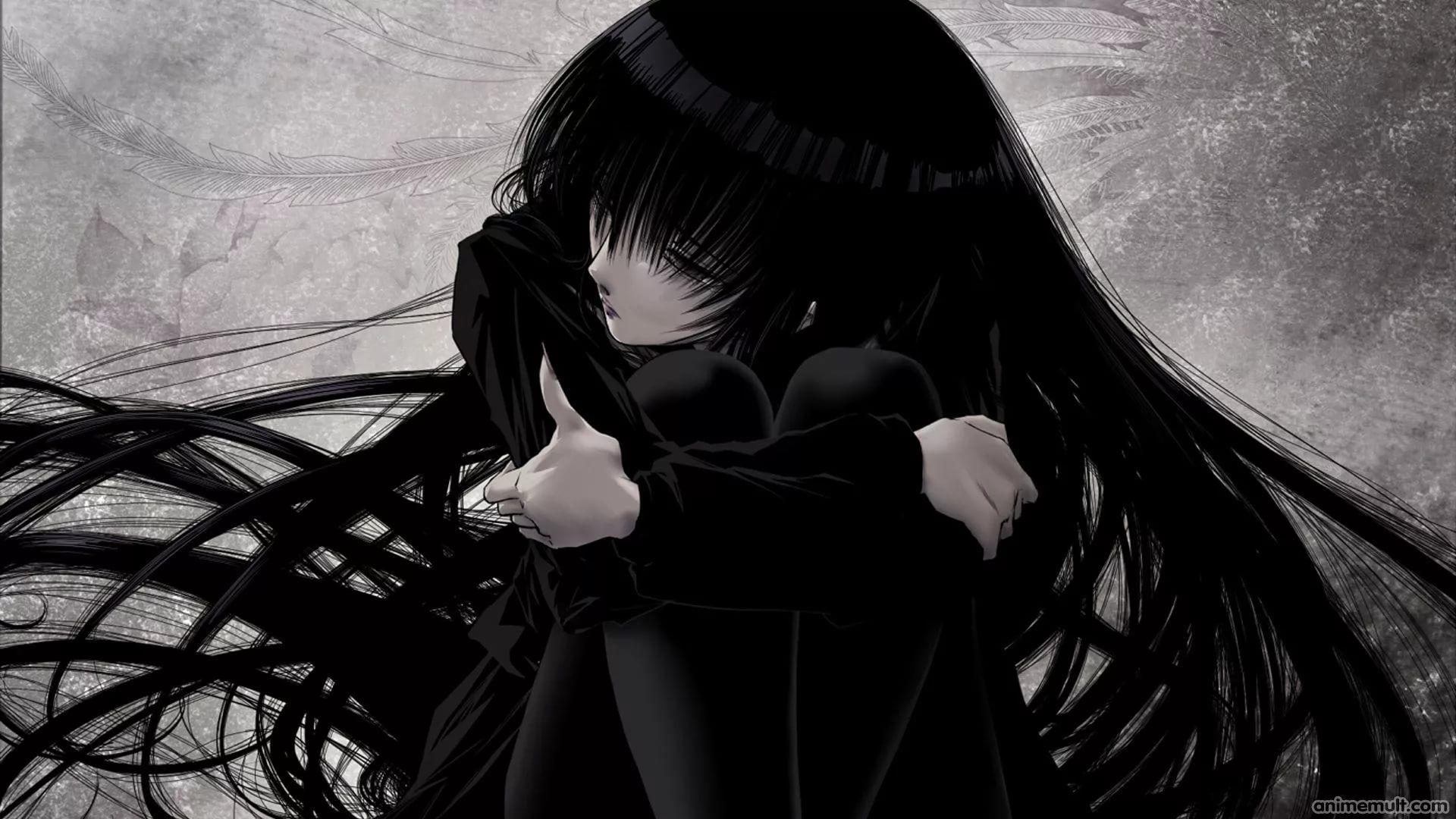 Dark Anime wallpaper photo