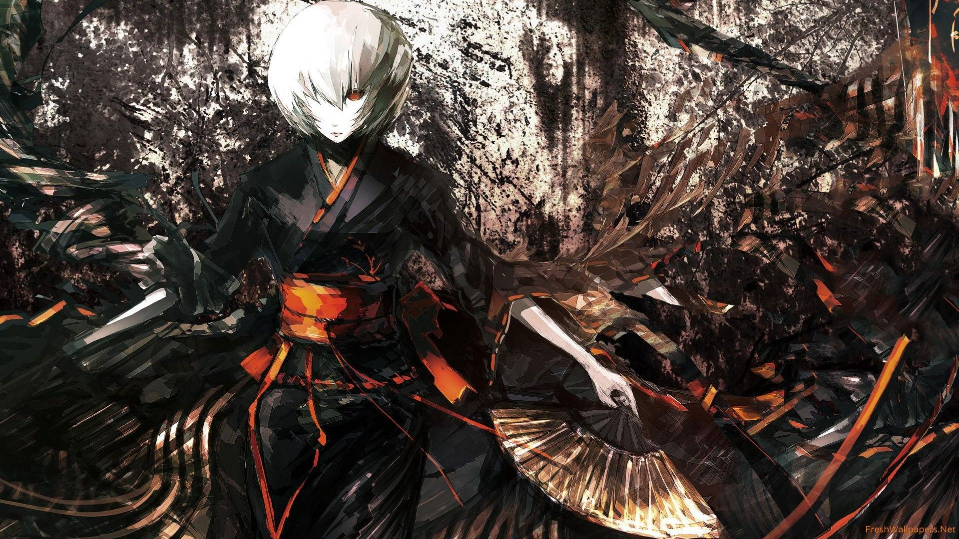 Dark Anime Good Wallpaper