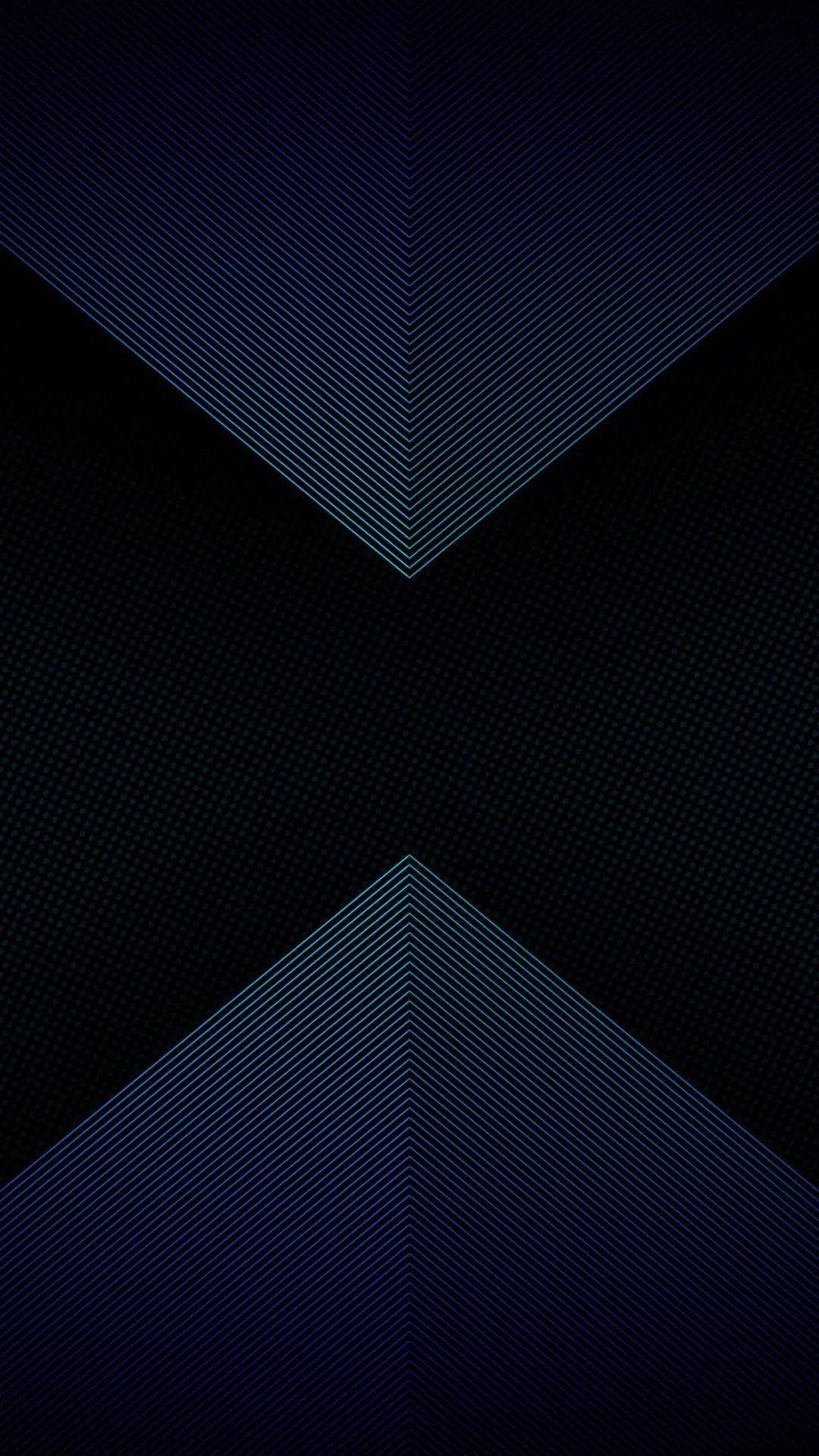 Dark Blue iPhone 6 wallpaper