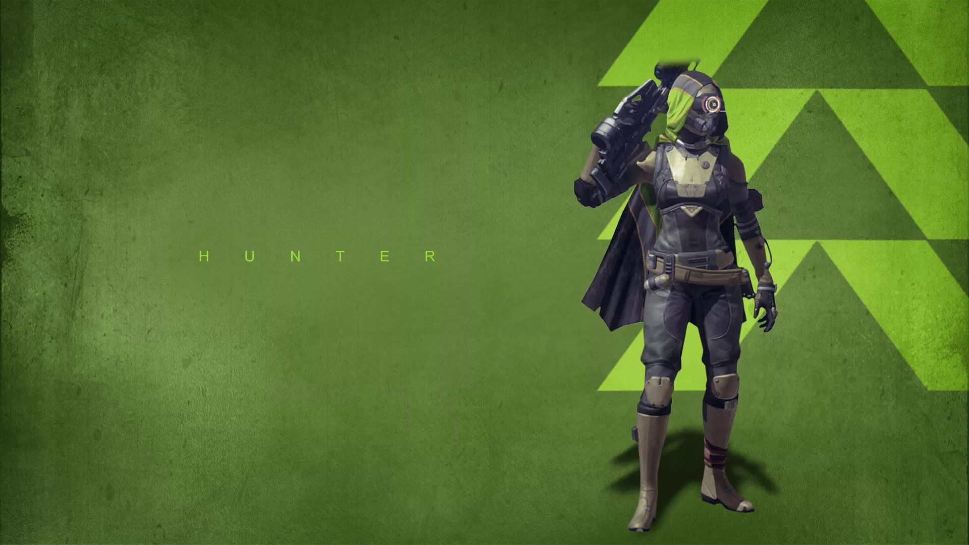 Destiny Hunter new wallpaper
