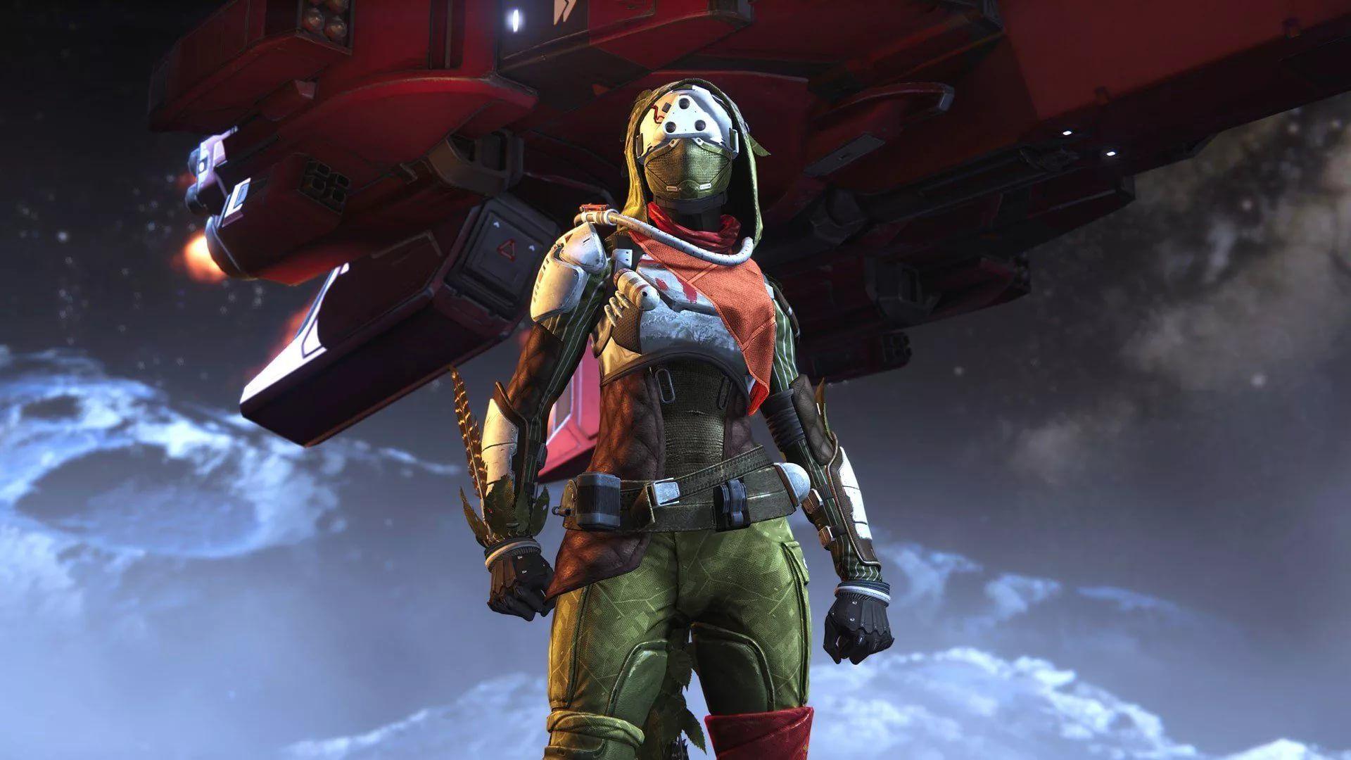 Destiny Hunter Download Wallpaper