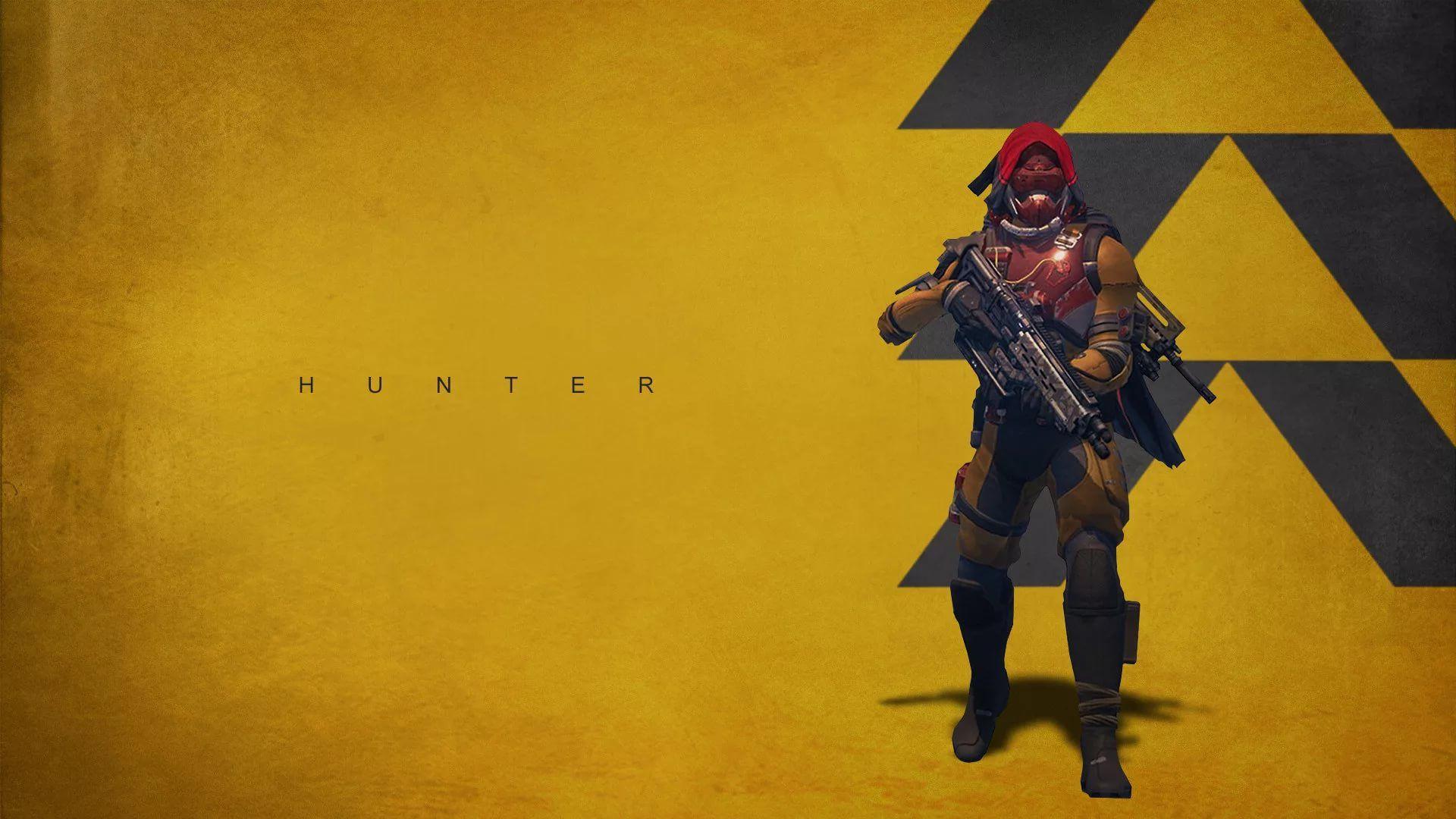 Destiny Hunter free hd wallpaper