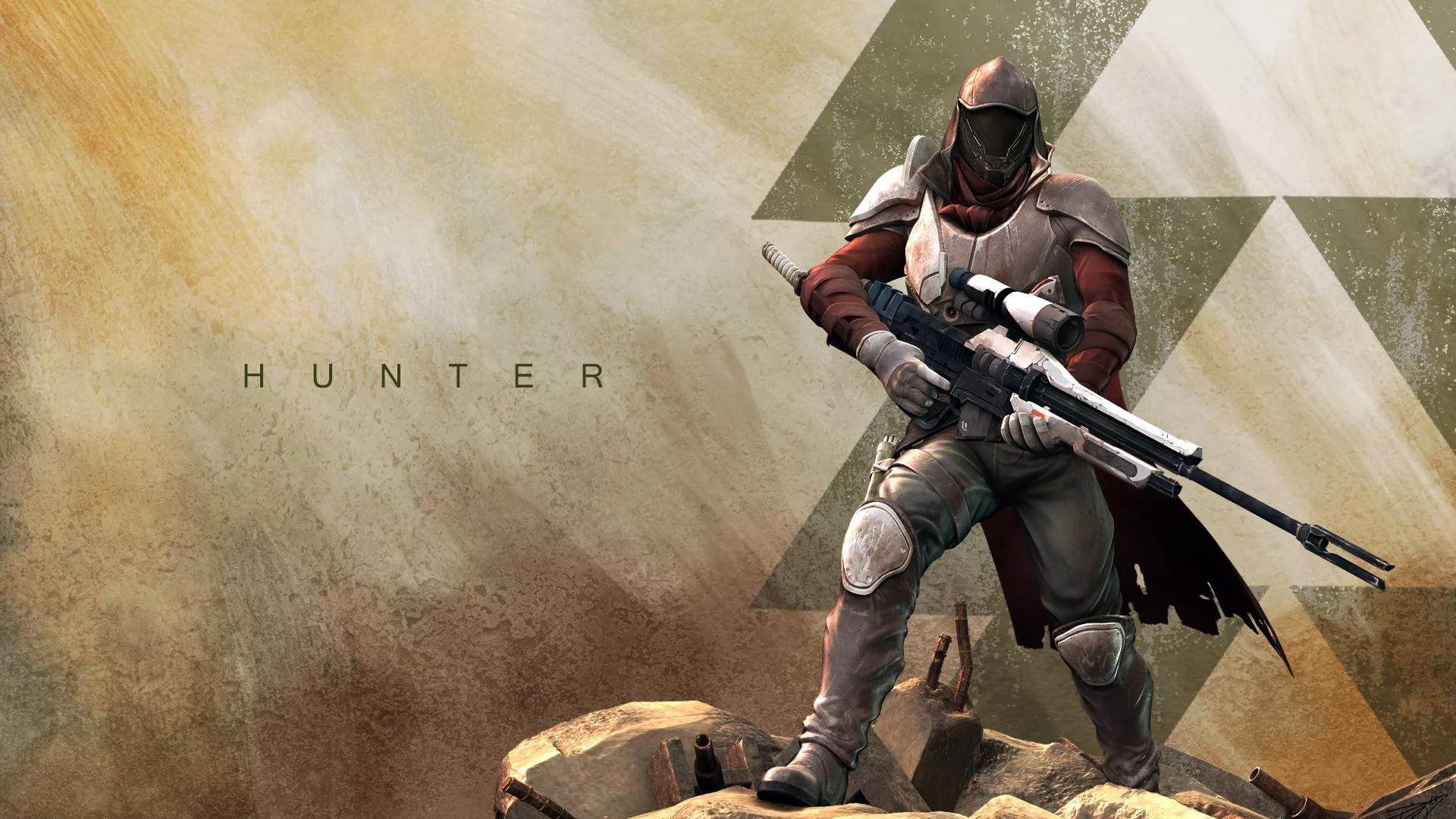 Destiny Hunter Background