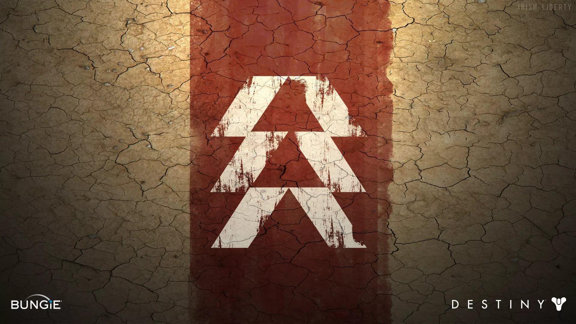 Destiny Hunter Free Desktop Wallpaper