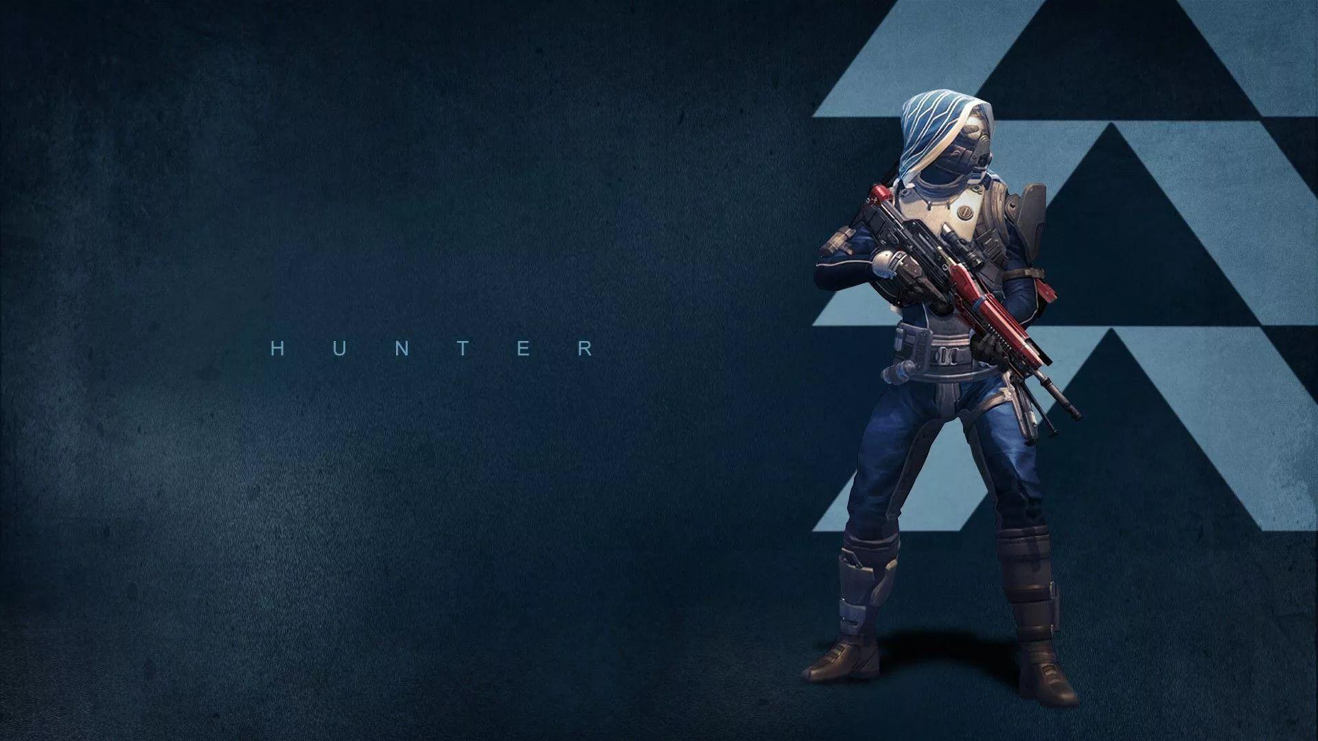 Destiny Hunter High Quality