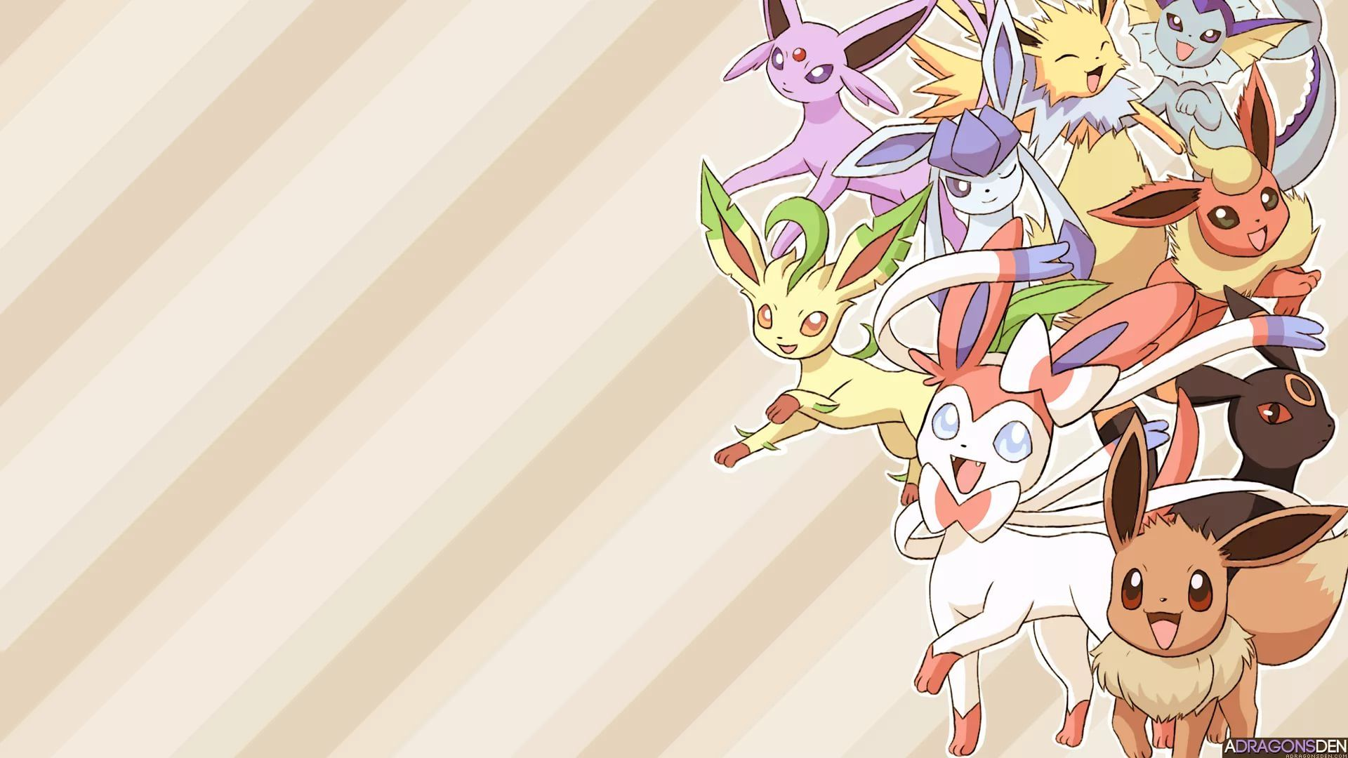 Eevee Evolution download free wallpaper image search