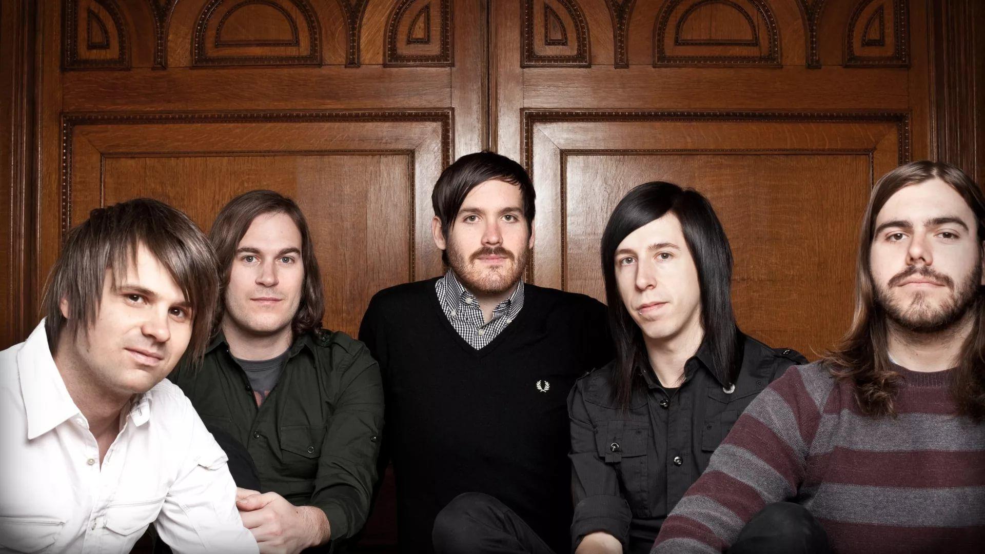 Emo Band a wallpaper