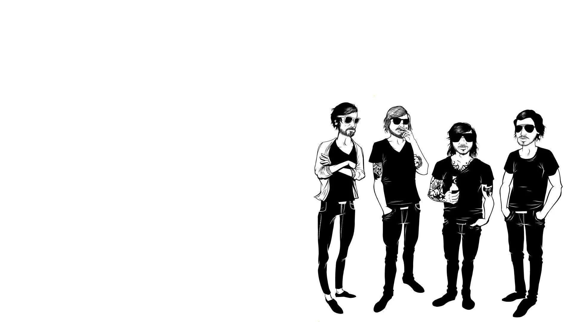 Emo Band Wallpaper