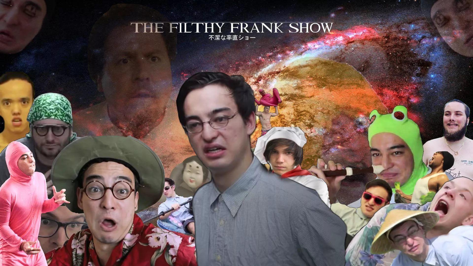 Filthy Frank wallpaper theme