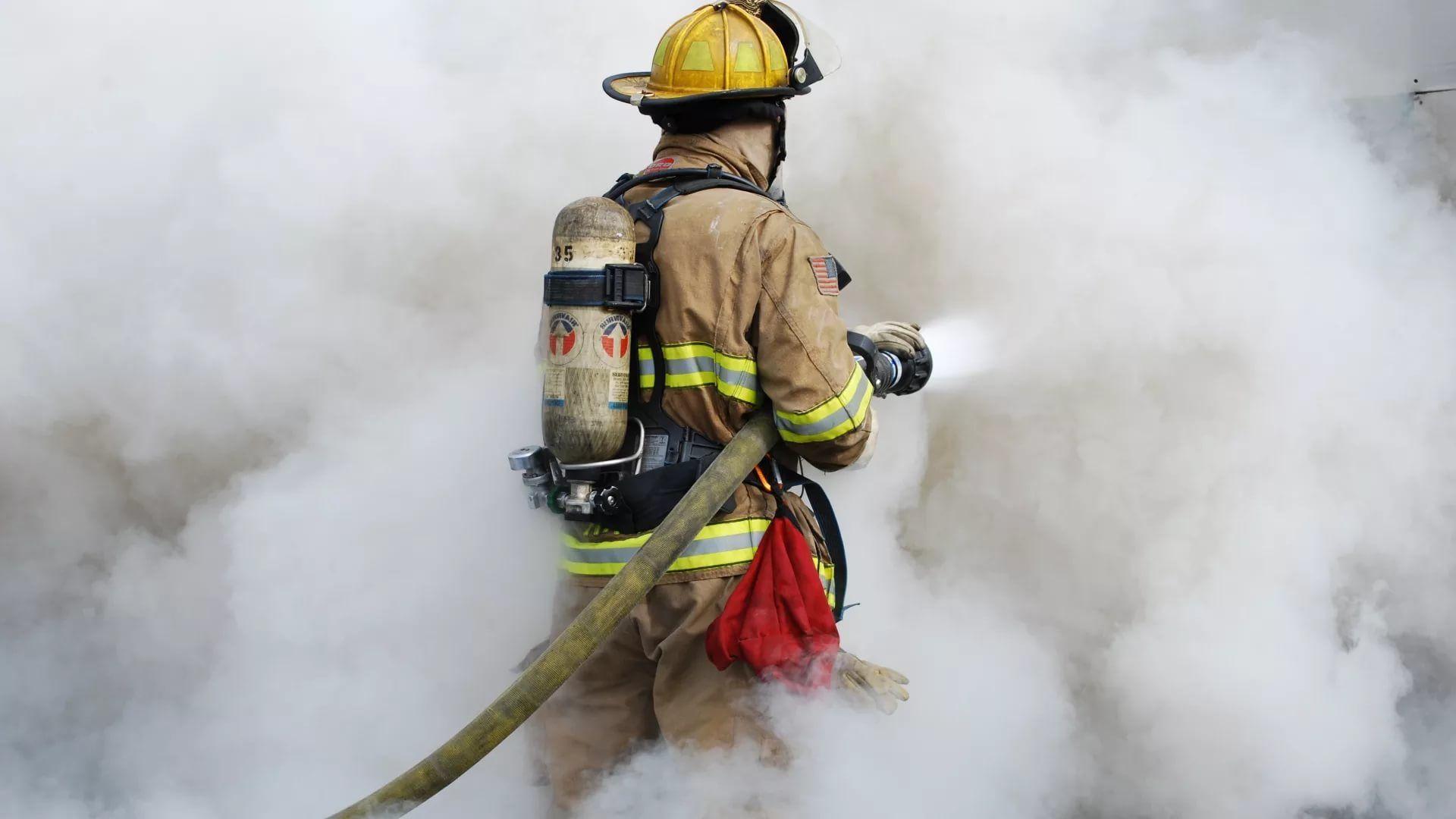 Firefighter Good Wallpaper