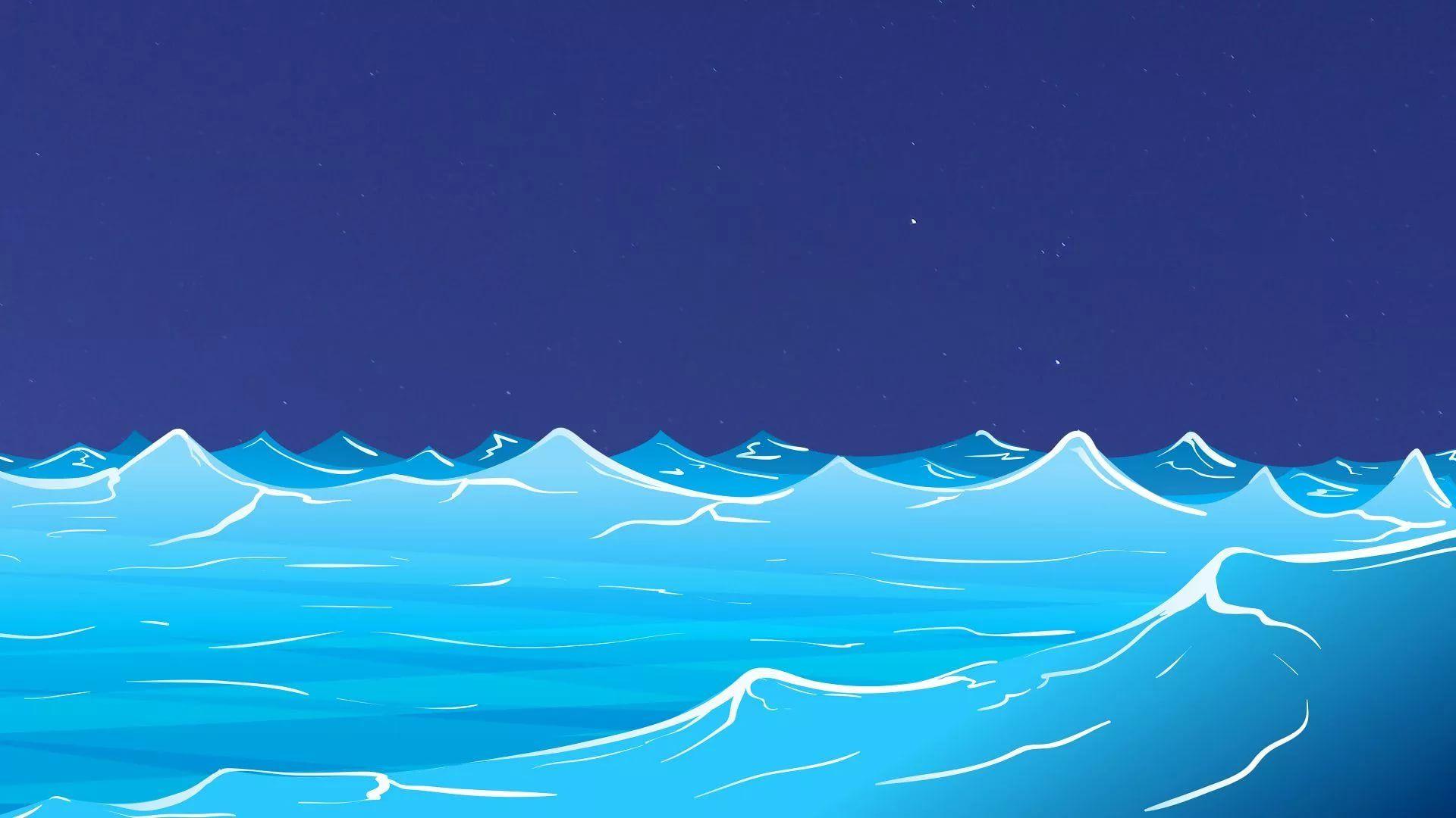 Flat Background