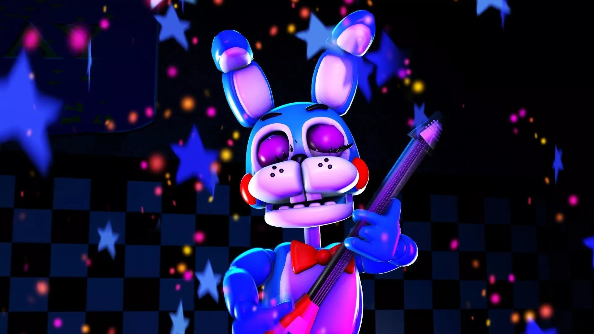 FNAF Bonnie download free wallpapers for pc in hd