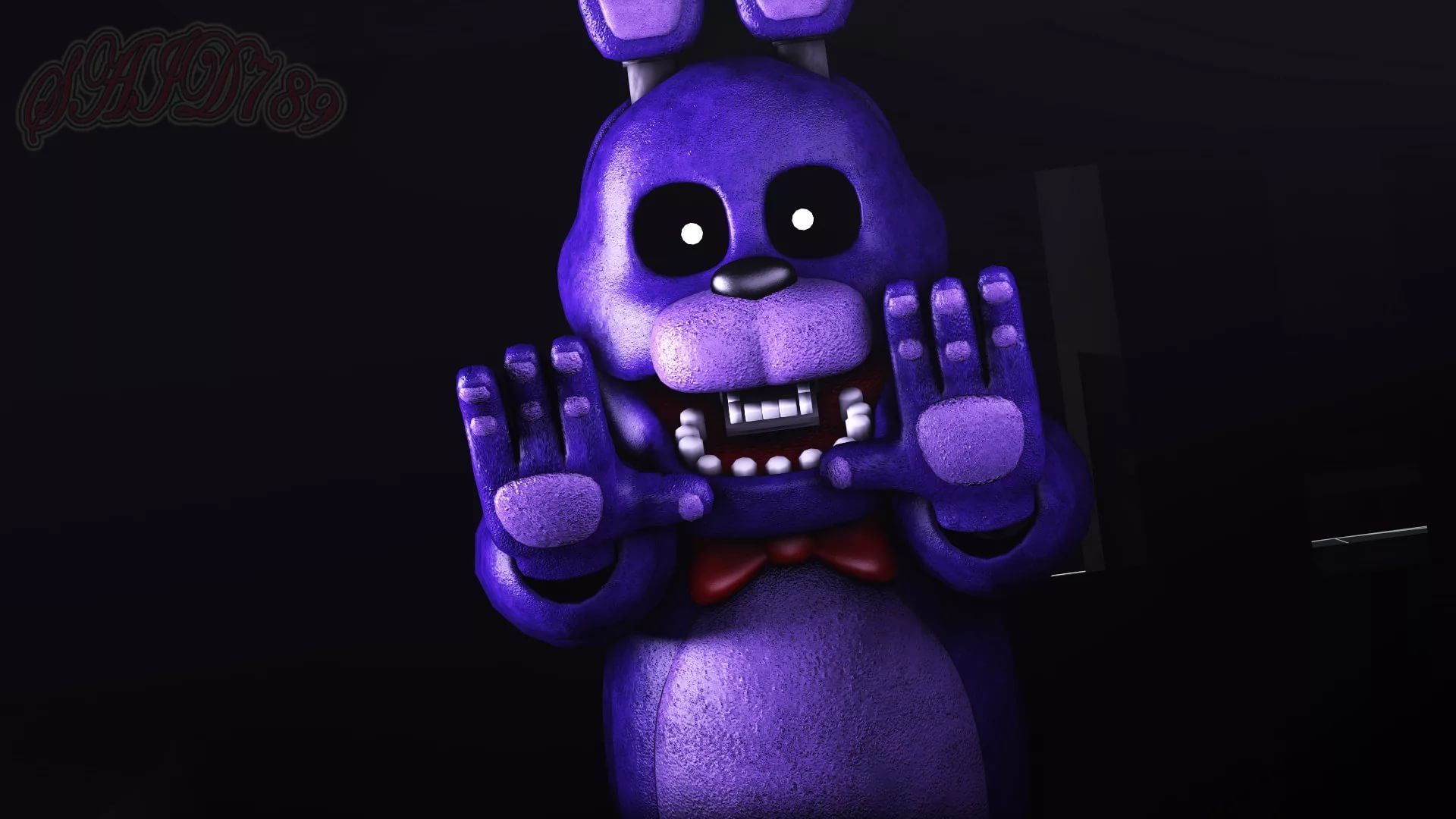 FNAF Bonnie High Definition