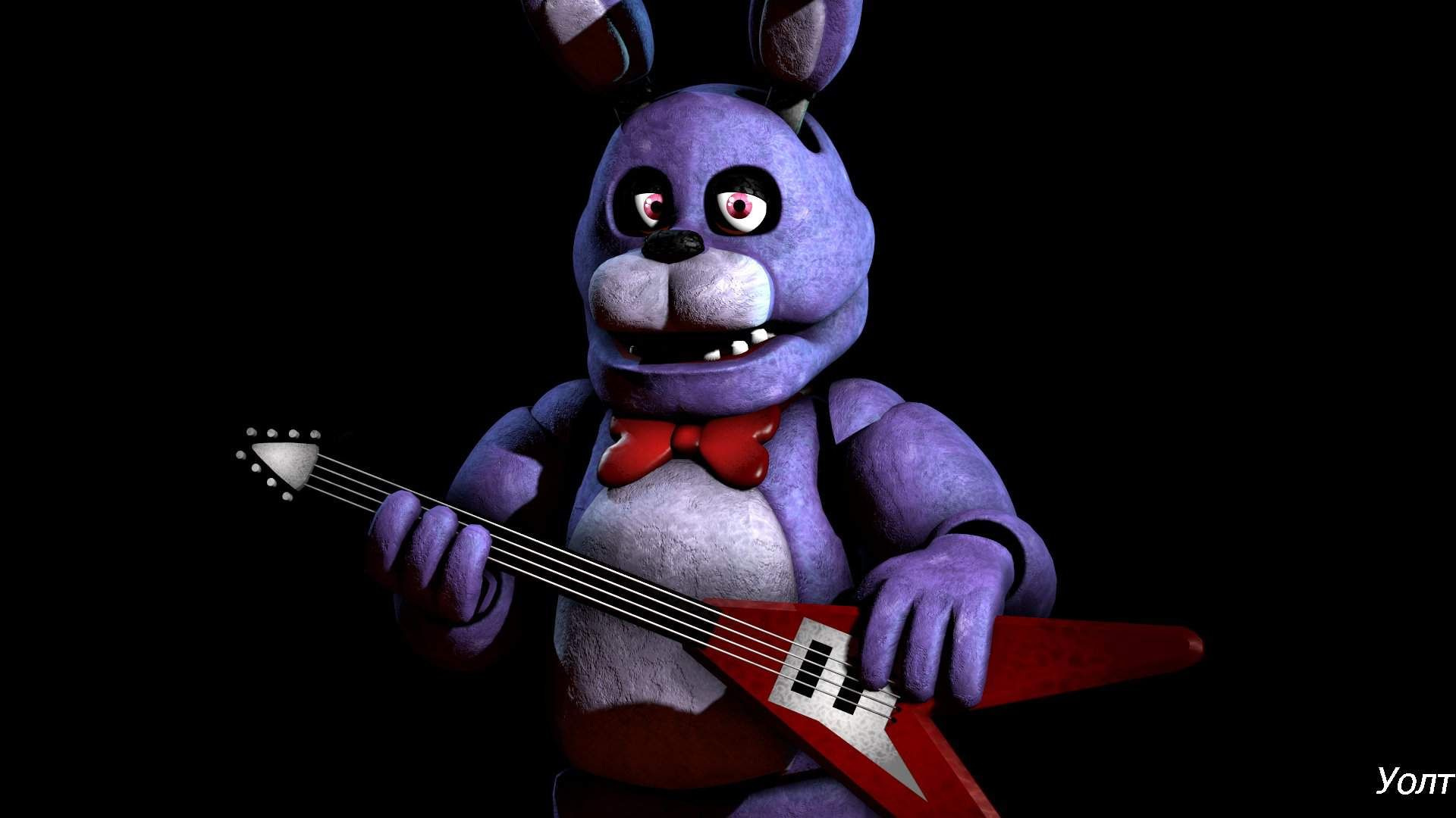 FNAF Bonnie High Quality