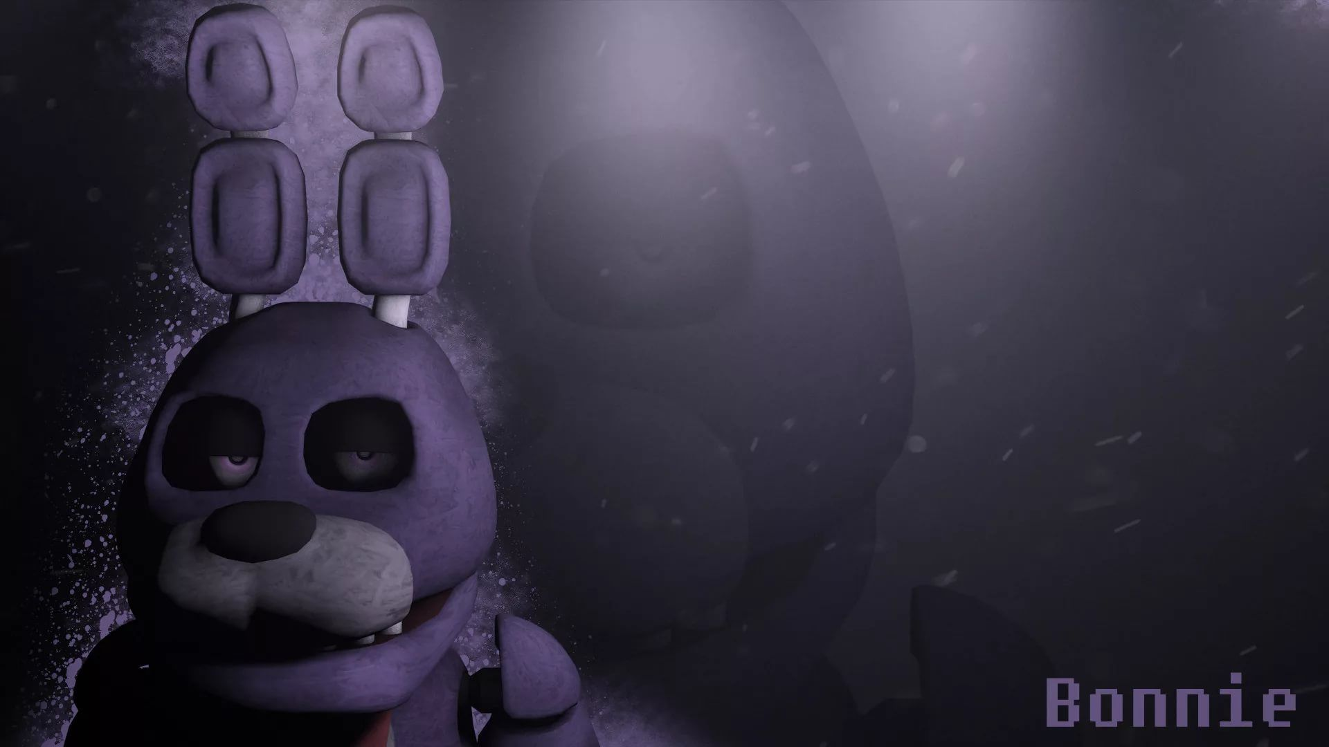 FNAF Bonnie free download wallpaper