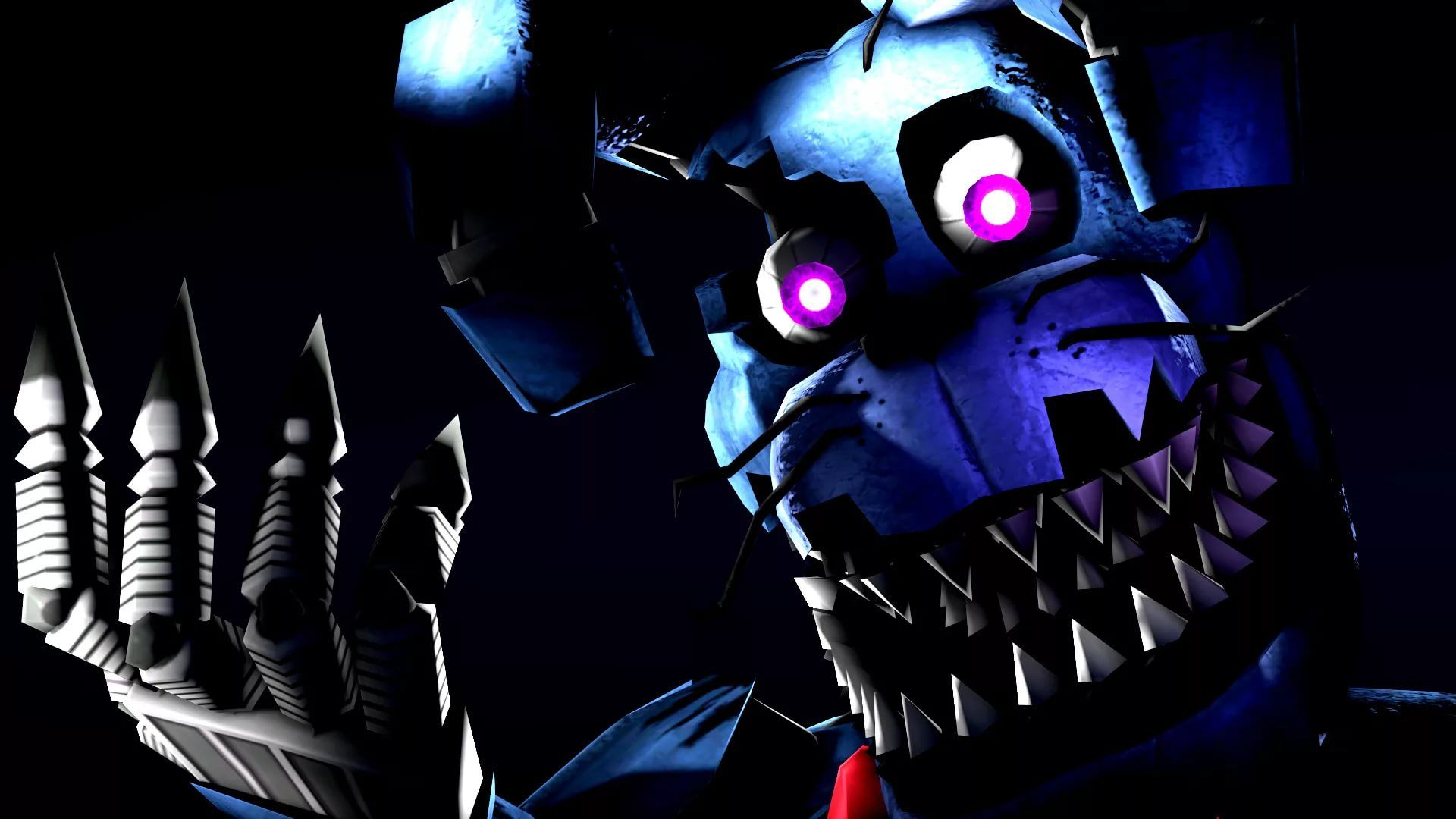 FNAF Bonnie desktop wallpaper download
