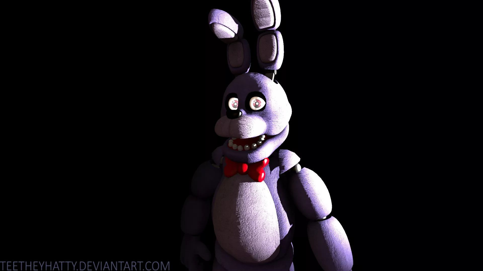 FNAF Bonnie hd wallpaper download