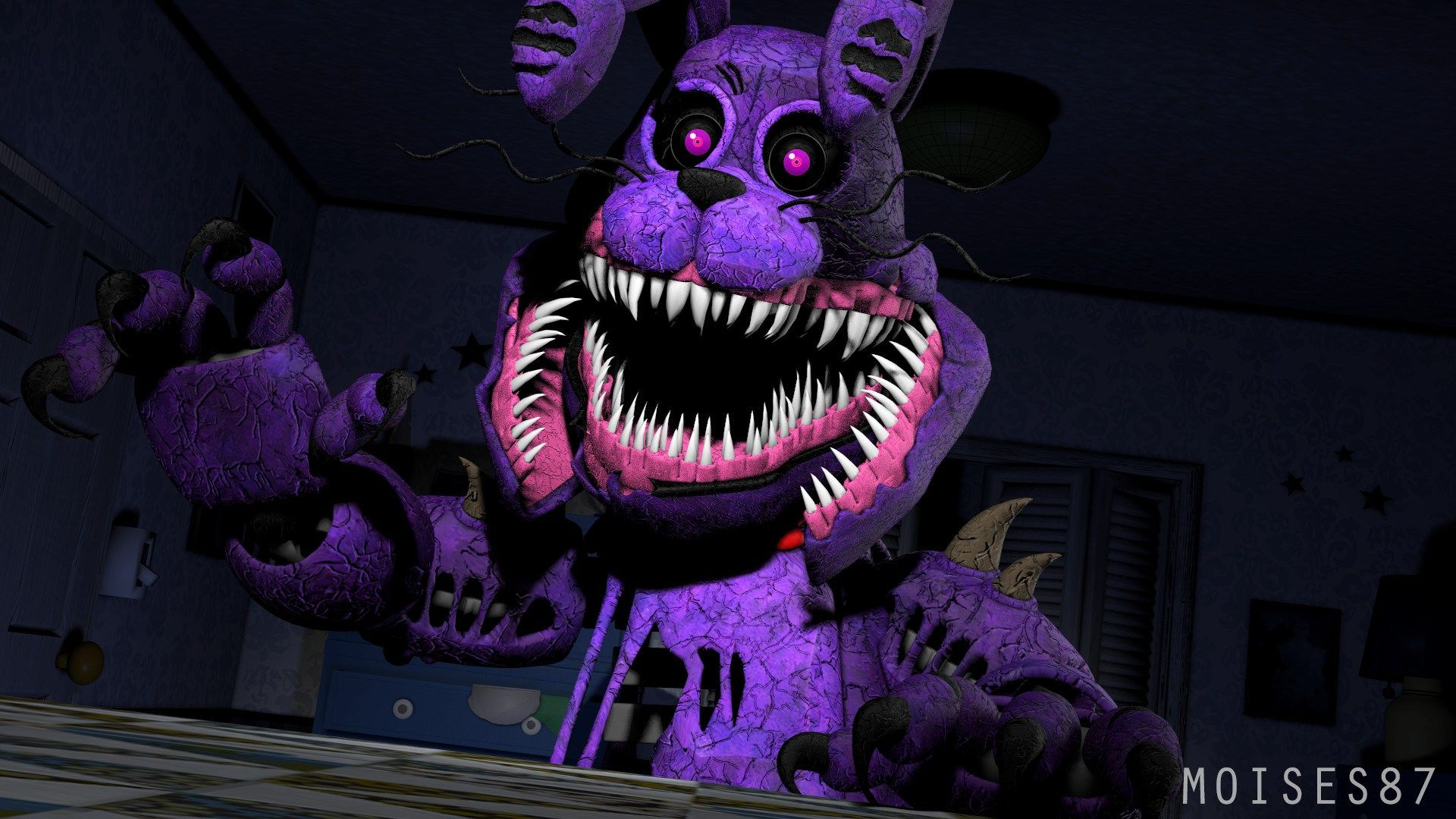 FNAF Bonnie wallpaper download
