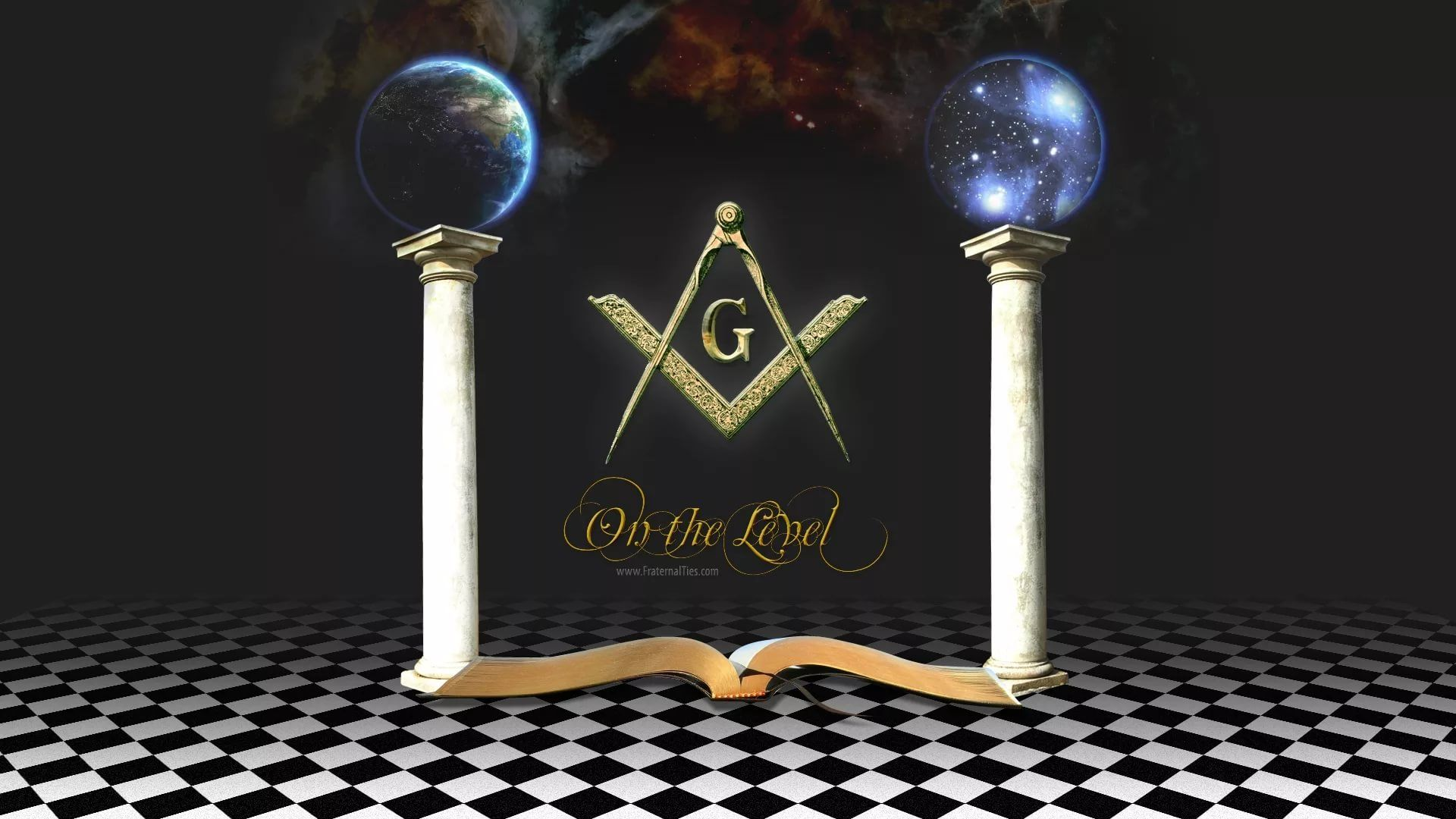Freemason desktop wallpaper