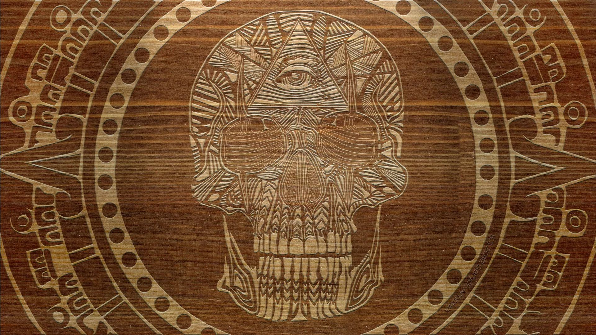 Freemason Cool Wallpaper