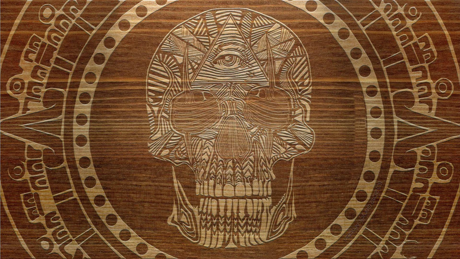 Freemason Cool Wallpaper