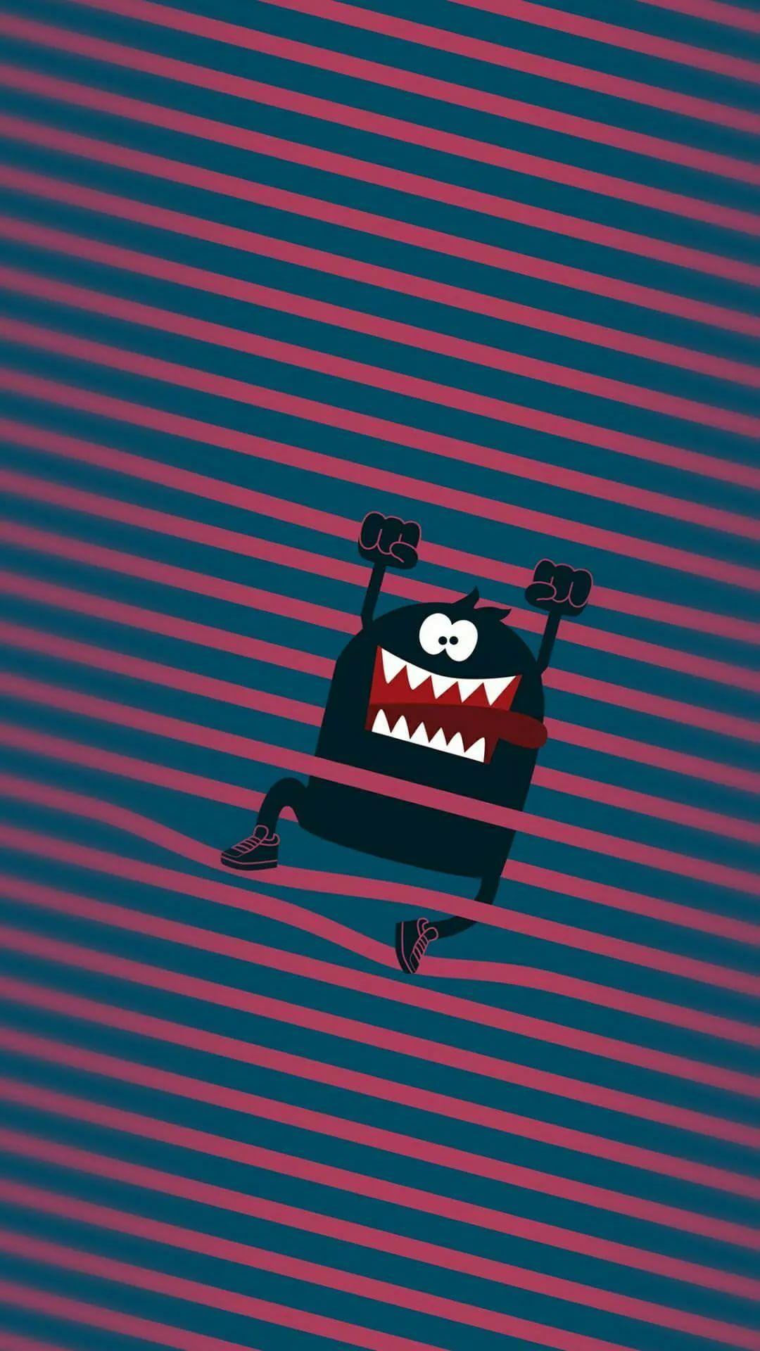 Funny iPhone 6 wallpaper