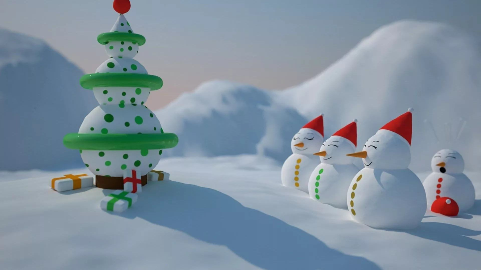 Funny Christmas download free wallpapers for pc in hd
