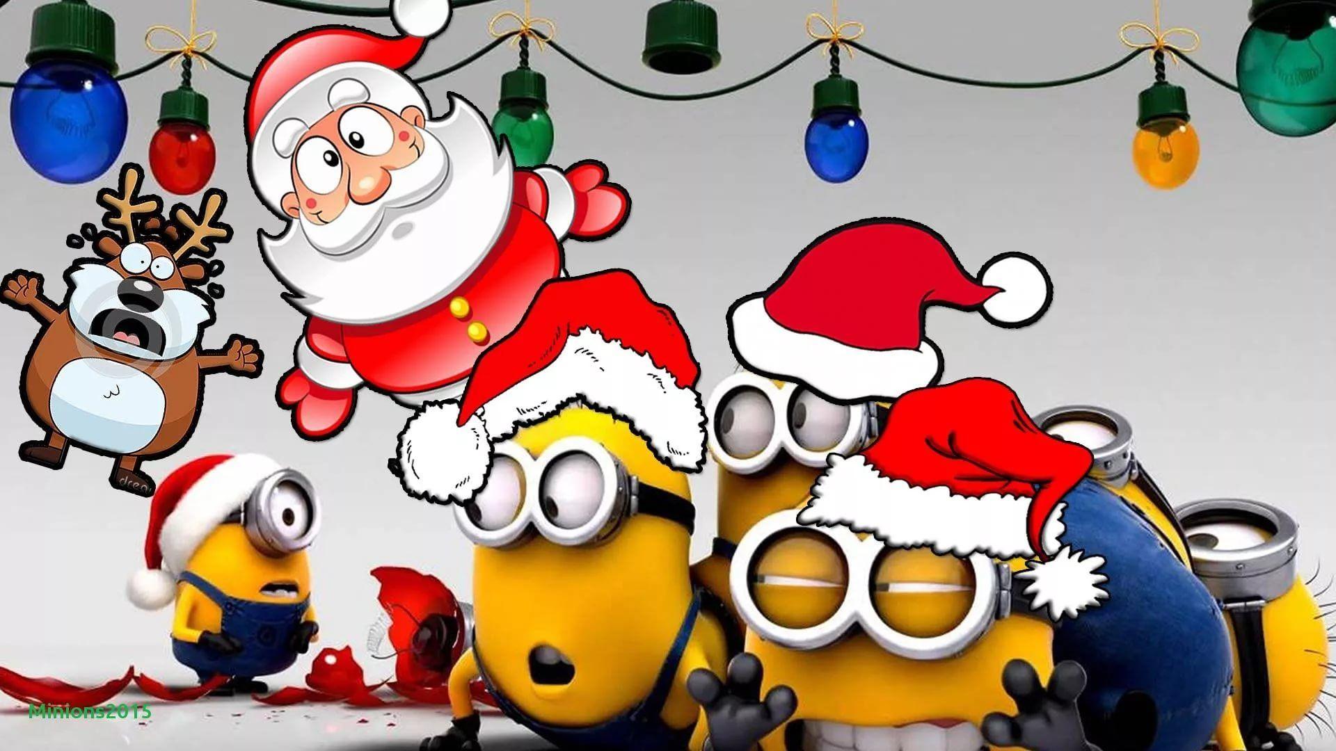 Funny Christmas computer Wallpaper