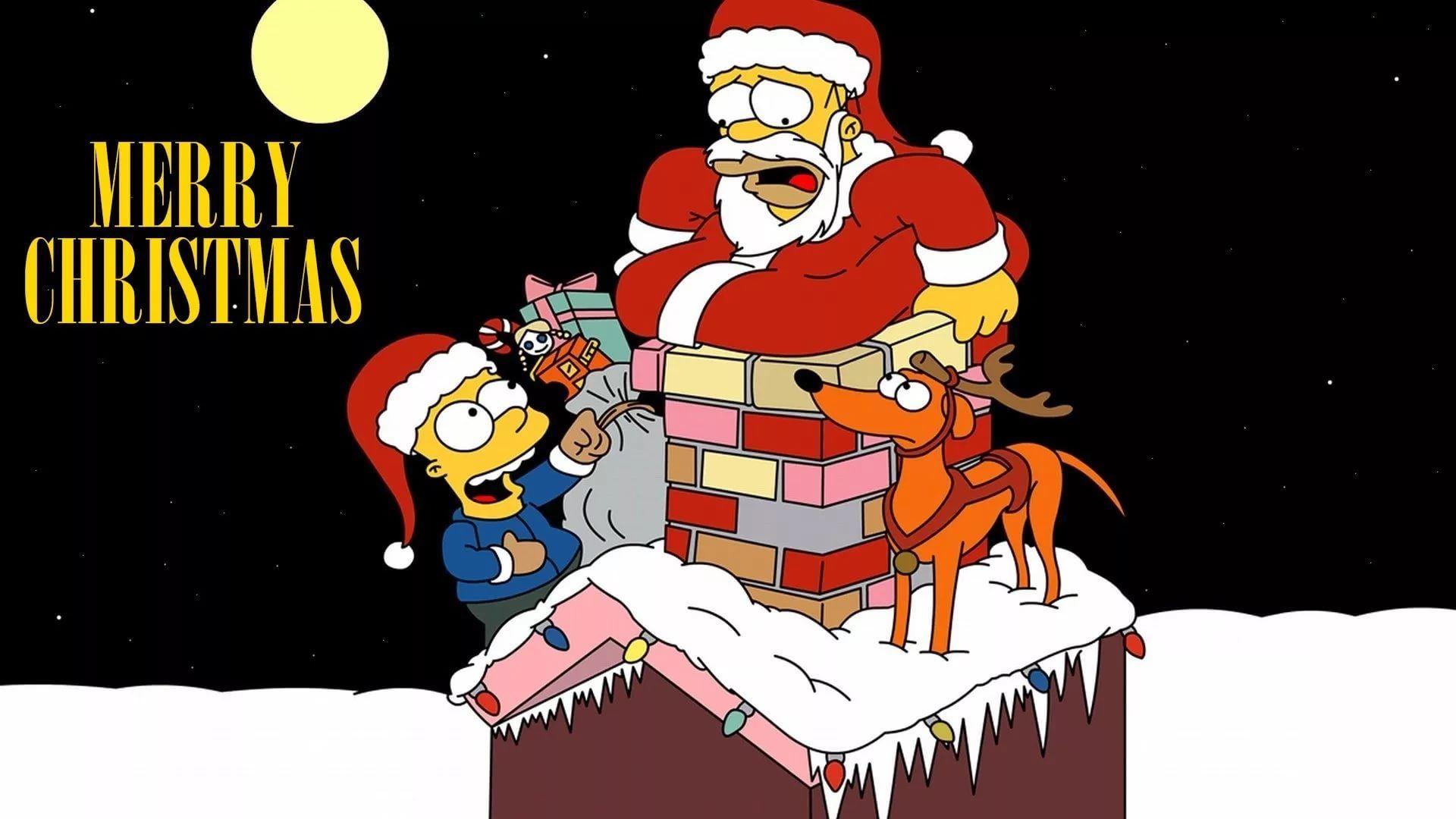 Funny Christmas PC Wallpaper HD