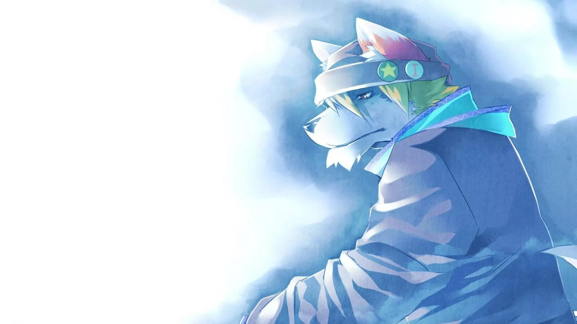 Furry Background Cool HD Wallpaper