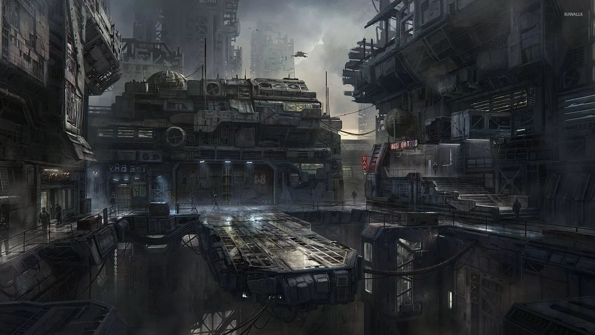 Future download wallpaper image