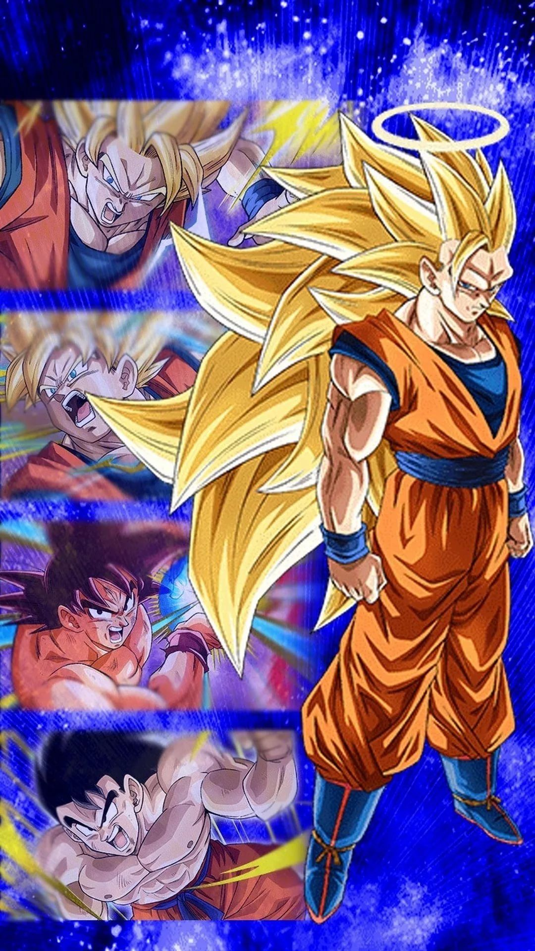 Goku iPhone wallpaper