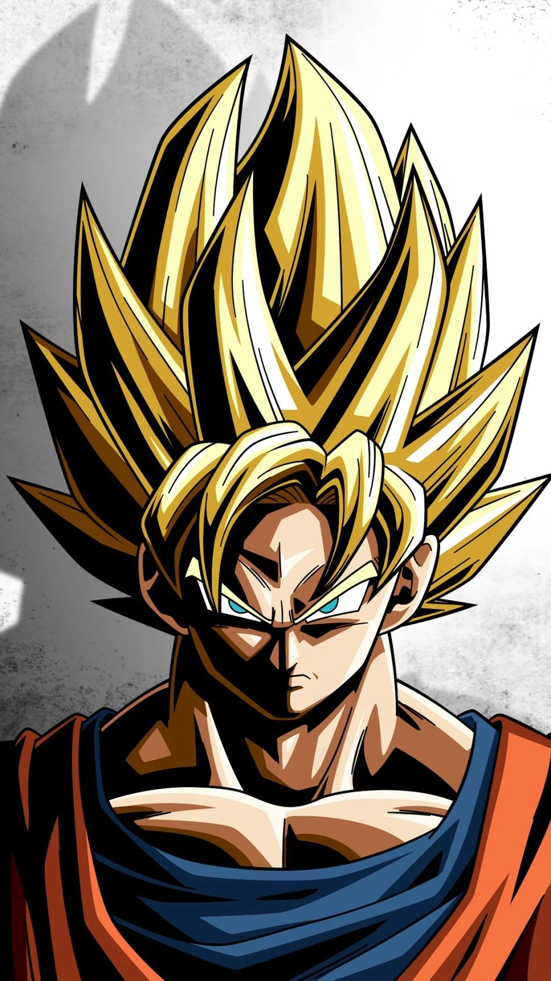 Goku iPhone hd wallpaper