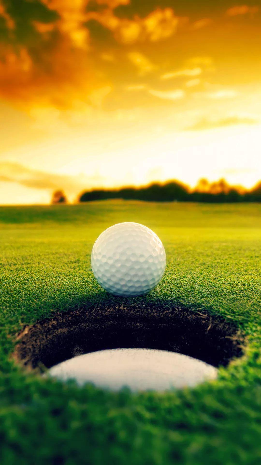 Golf phone wallpaper