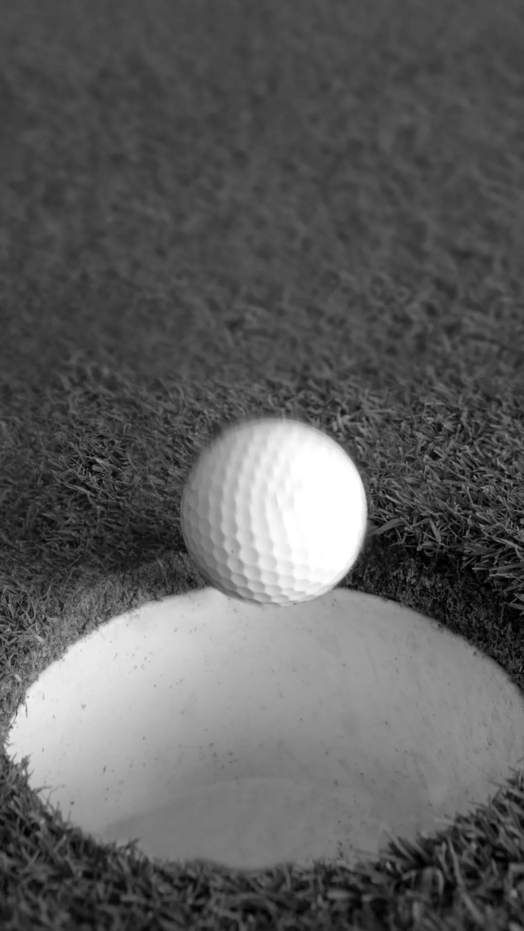 Golf phone background