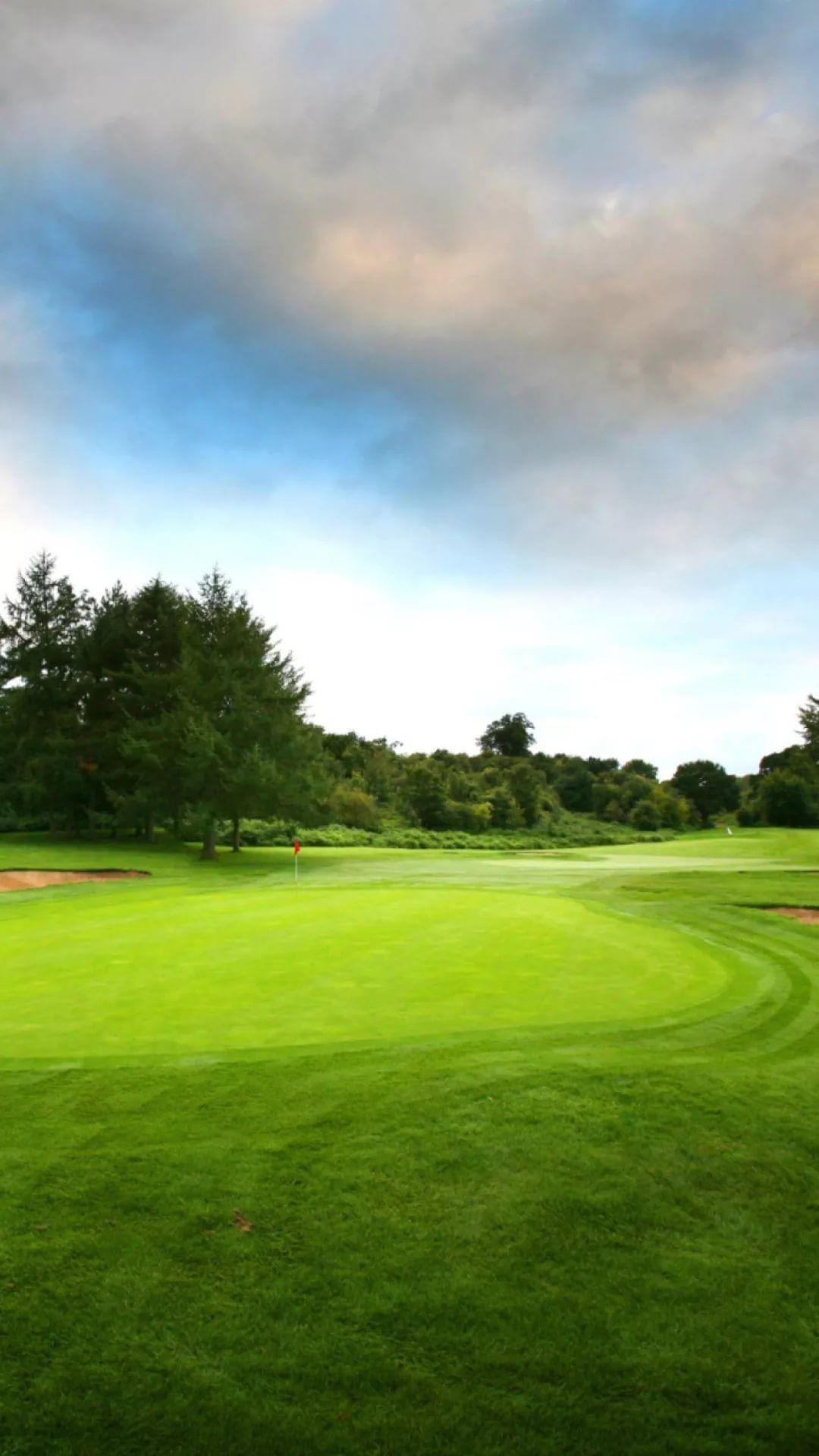Golf iPhone 7 wallpaper