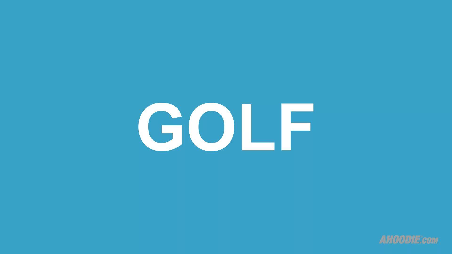 Golf Wang Desktop Wallpaper