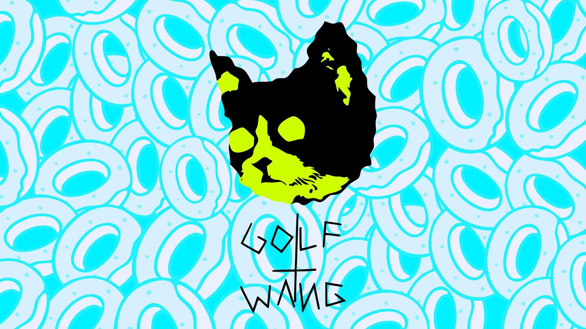 Golf Wang wallpaper theme